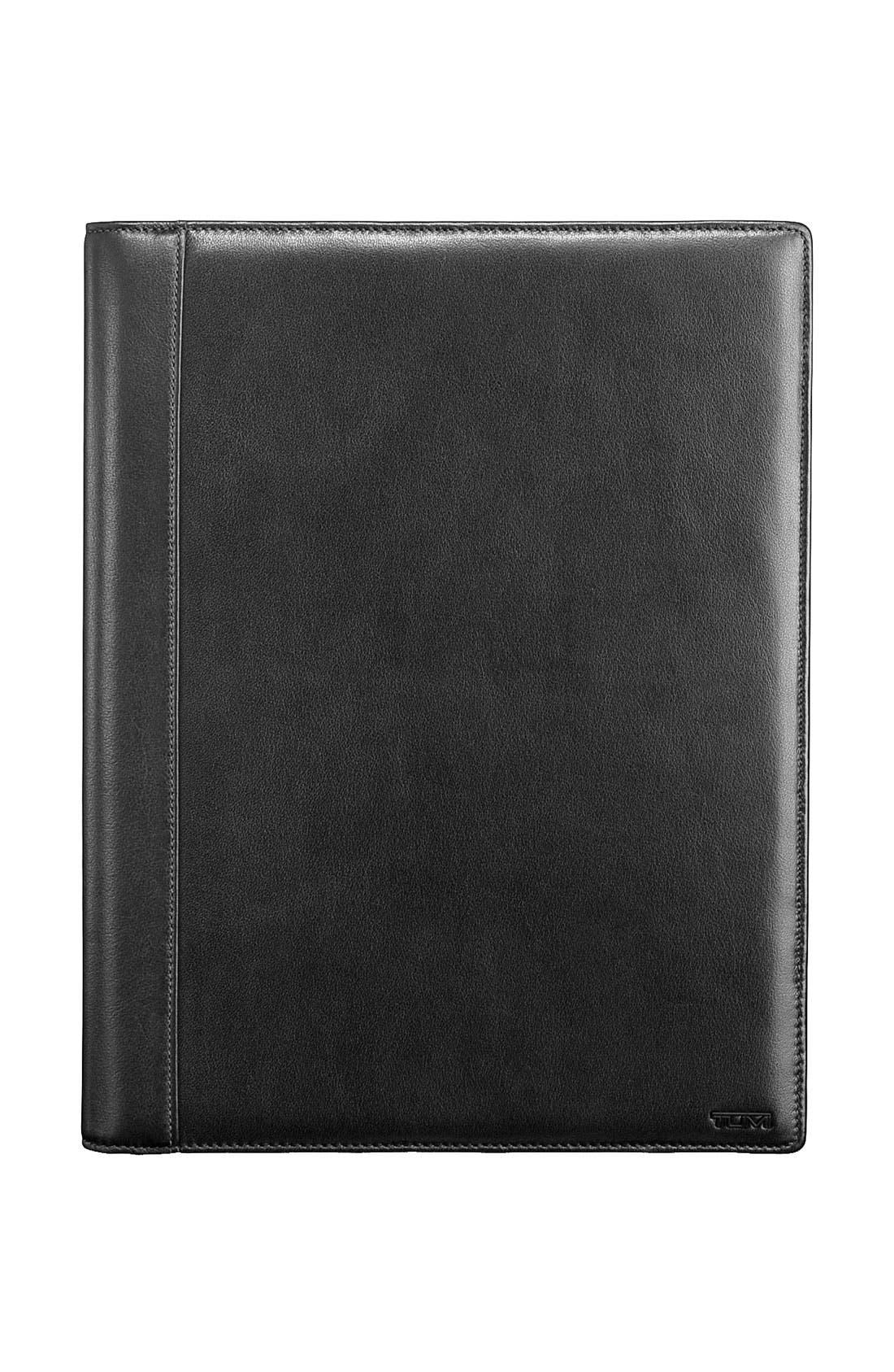Main Image - Tumi 'Delta' Leather Letterpad