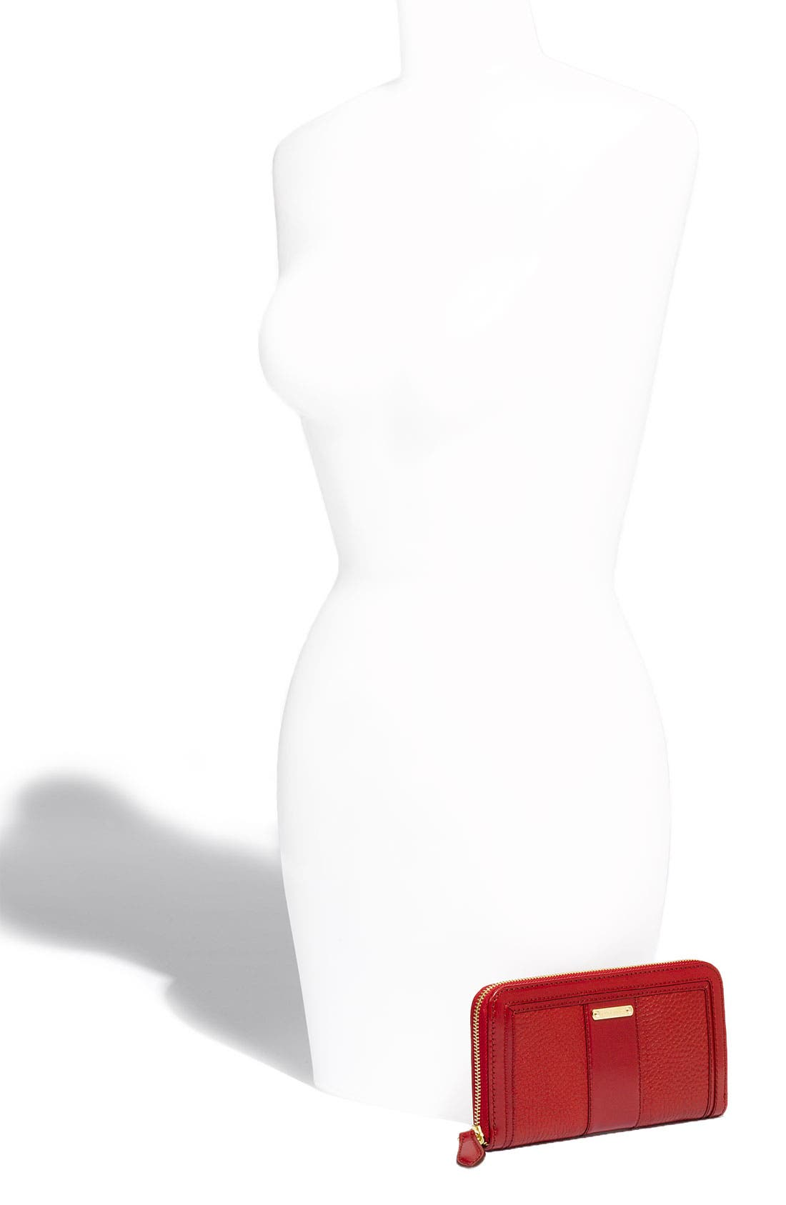 Alternate Image 2  - Burberry Zip Around Wallet
