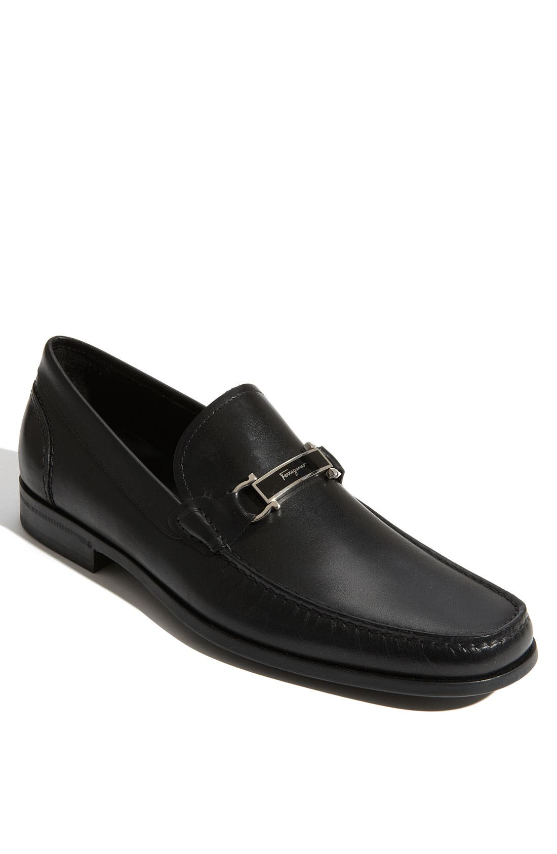 Alternate Image 1 Selected - Salvatore Ferragamo 'Bueno' Loafer