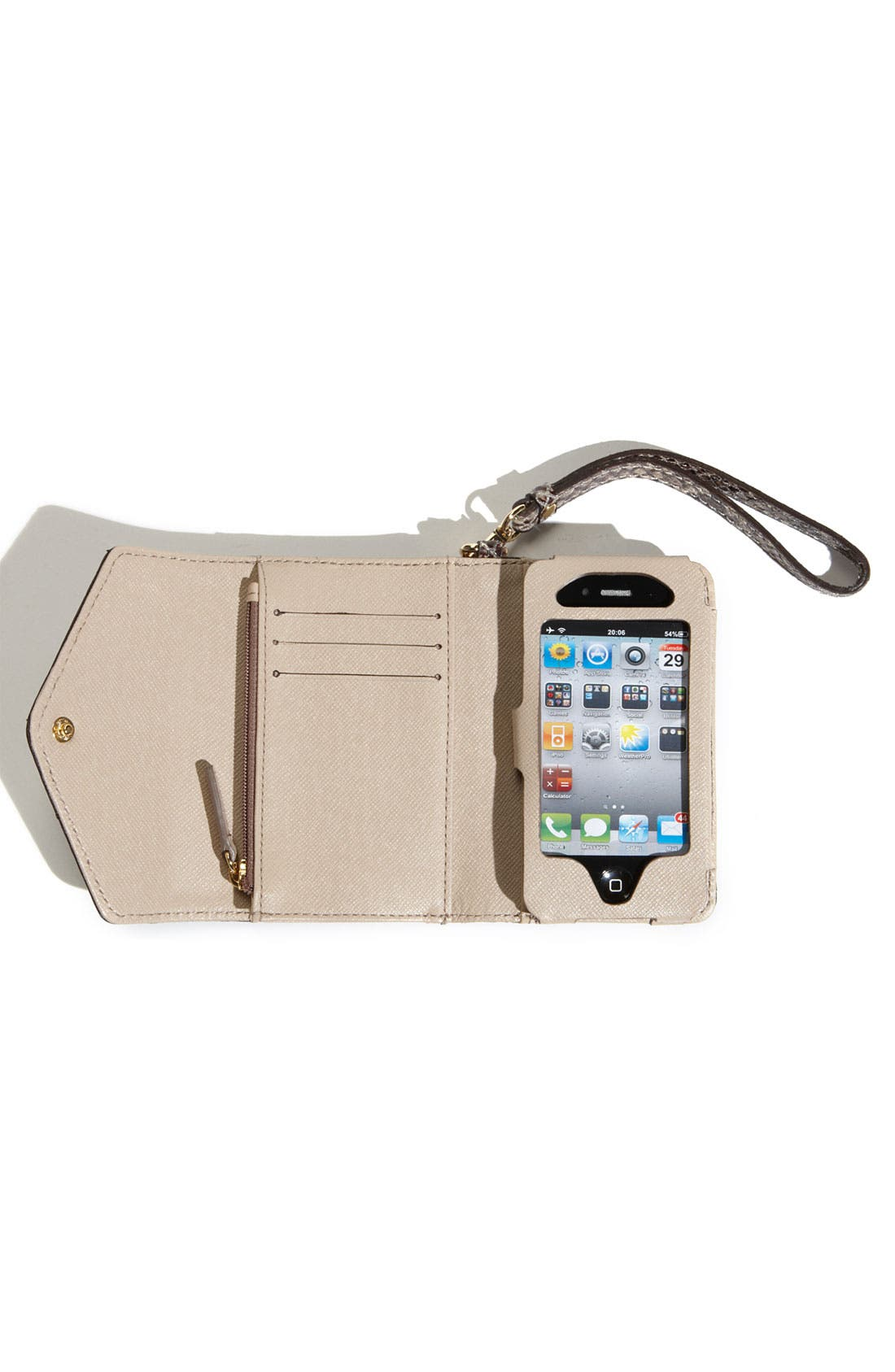 Alternate Image 3  - MICHAEL Michael Kors 'Jet Set' iPhone Wristlet
