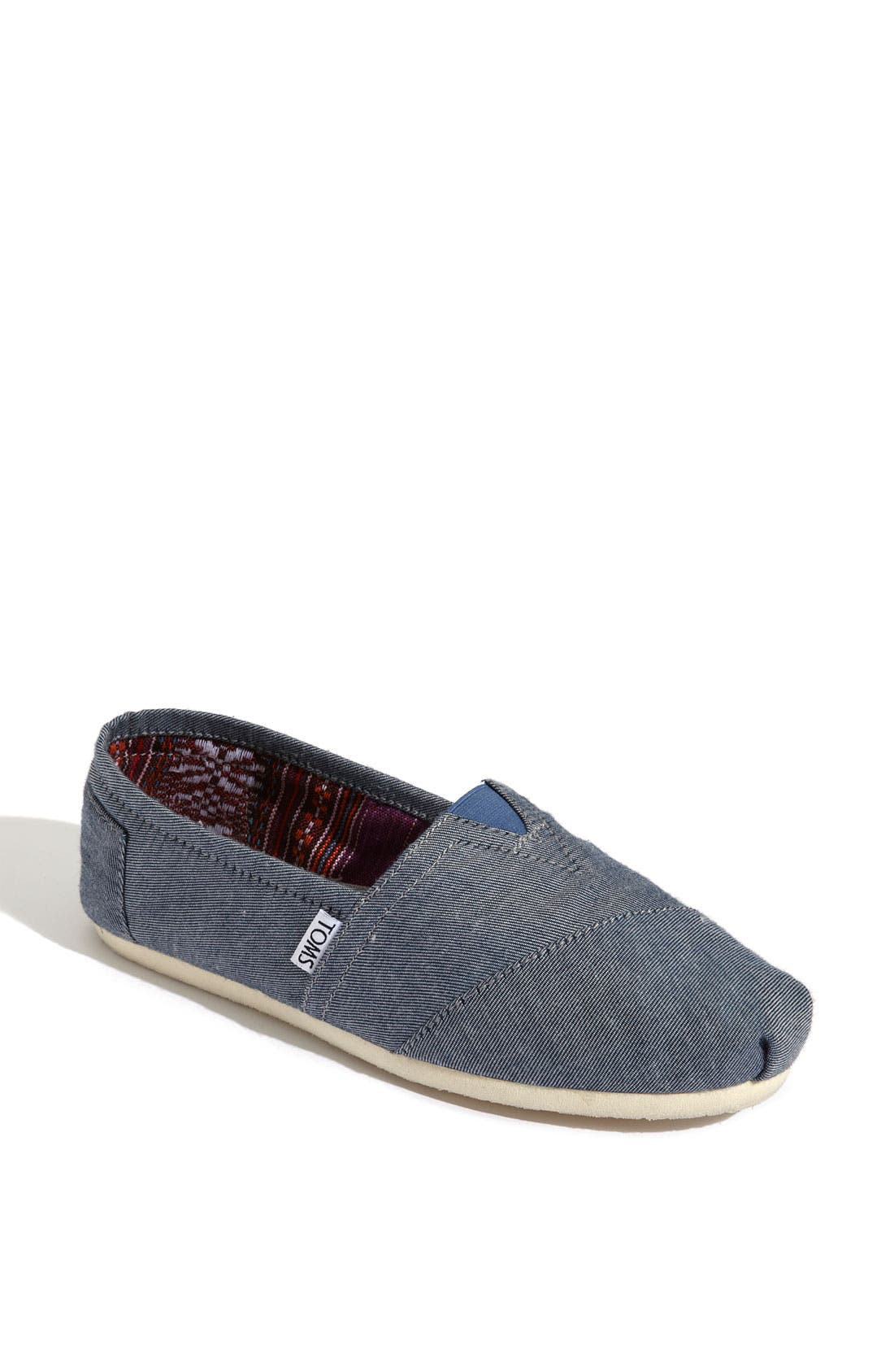 Alternate Image 1 Selected - TOMS 'Seasonal Classic - Corry' Slip-On (Women)