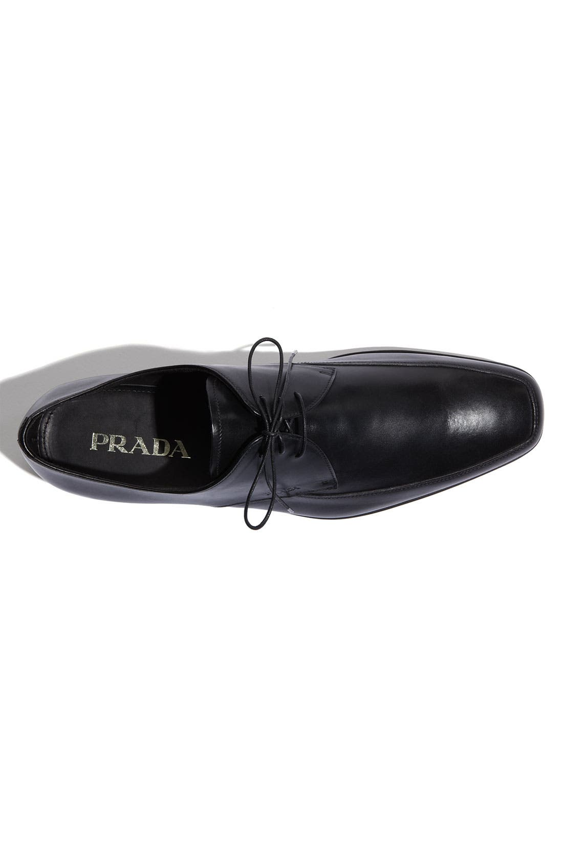Alternate Image 3  - Prada Apron Toe Oxford