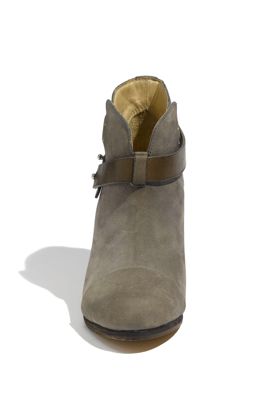 'Harrow' Boot,                             Alternate thumbnail 3, color,                             Grey Nubuck