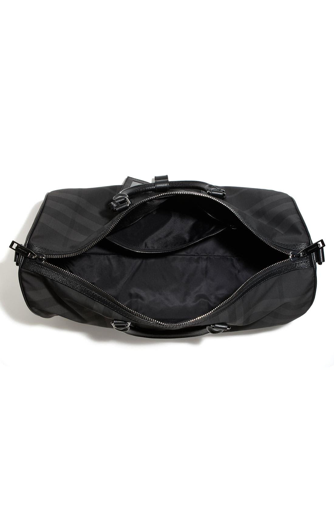 Alternate Image 2  - Burberry Duffel Bag