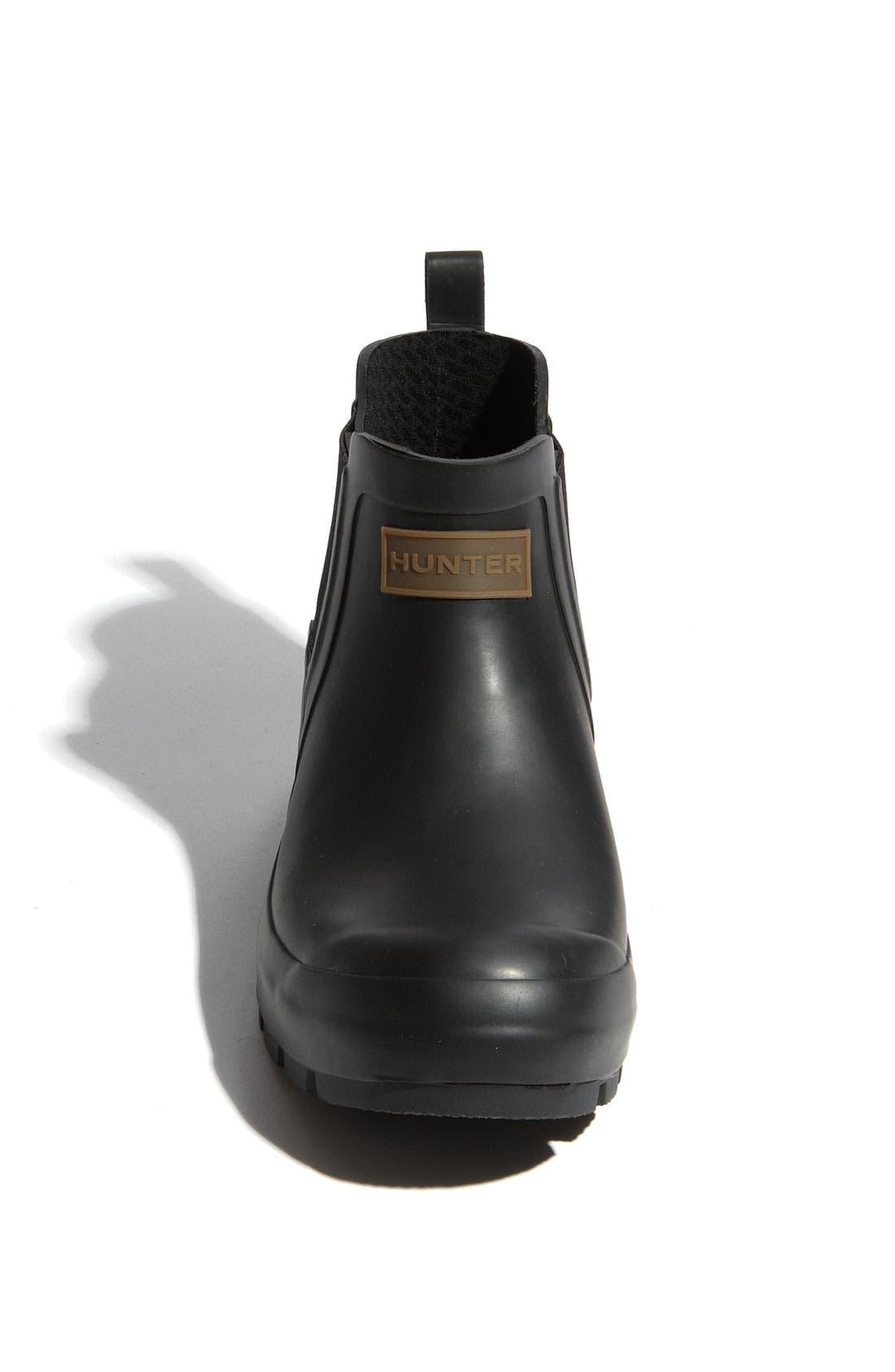 Alternate Image 3  - Hunter 'Andrew' Rain Boot (Men) (Online Only)
