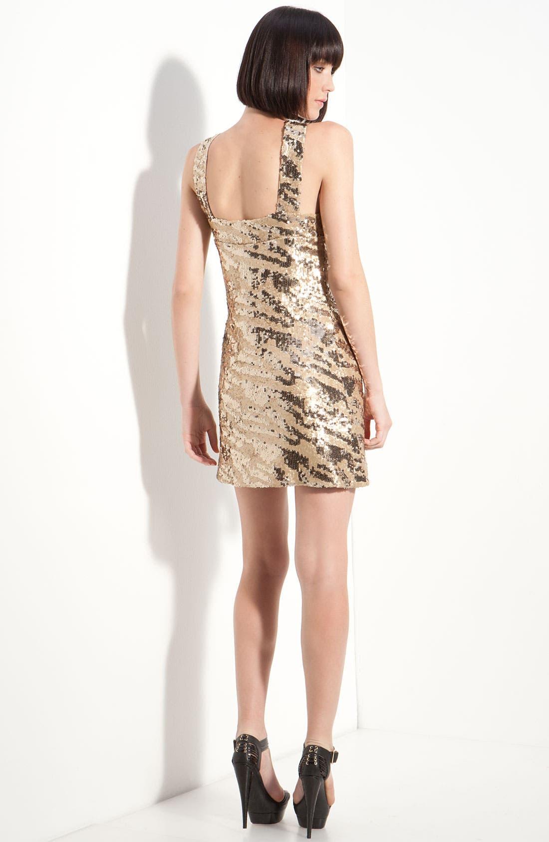 Alternate Image 2  - Rachel Zoe 'Brenda' Sequin Shift Dress