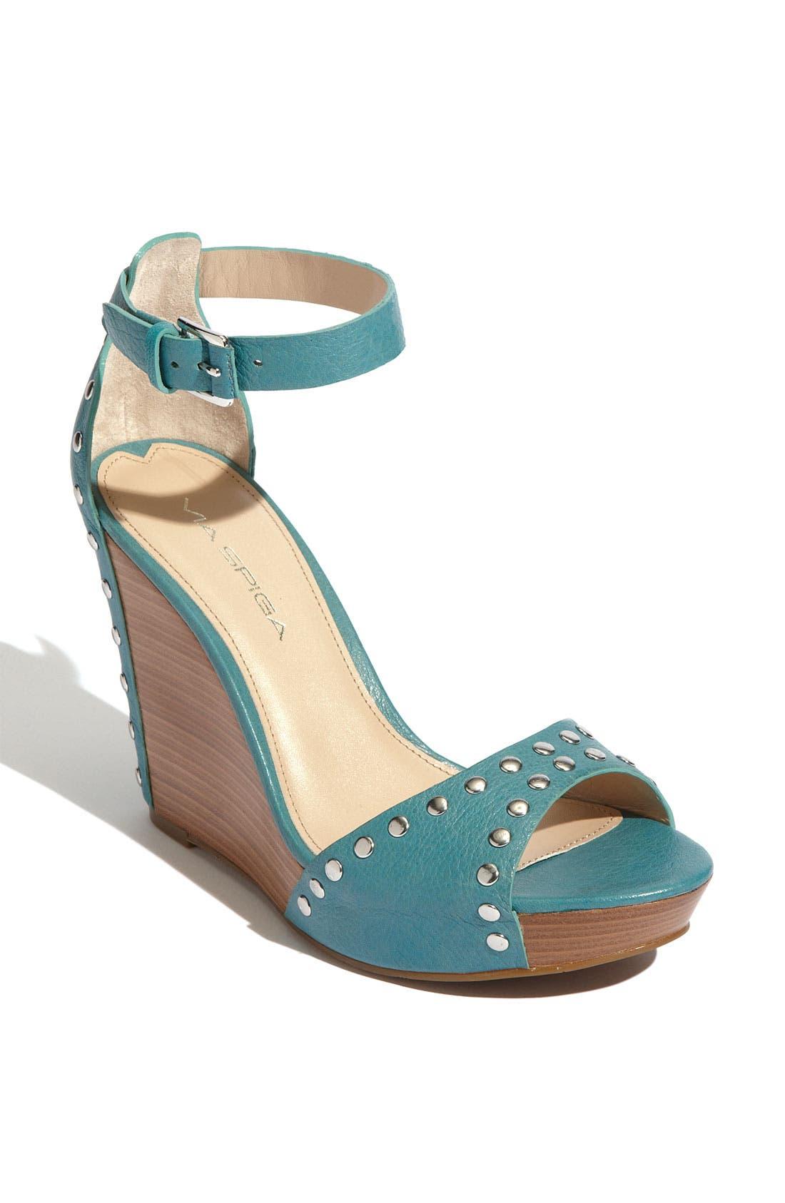 Alternate Image 1 Selected - Via Spiga 'Mercato' Sandal