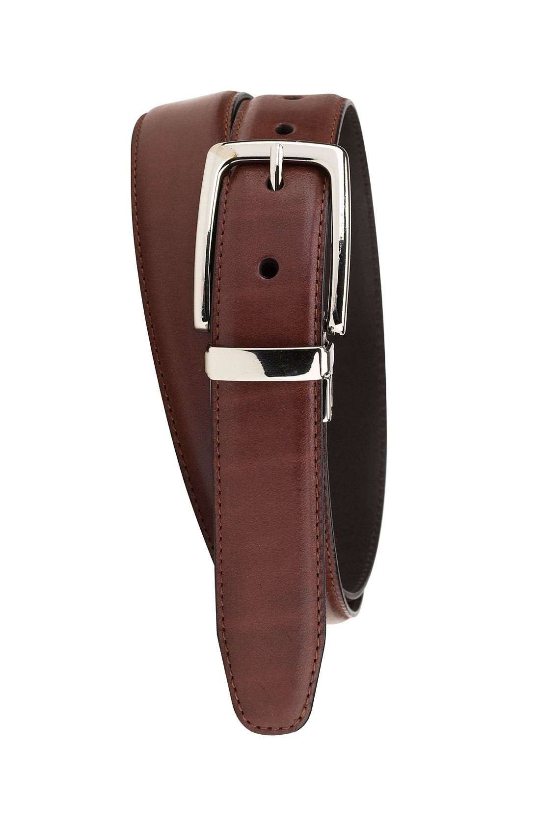 Alternate Image 1 Selected - Cole Haan 'Wheaton' Leather Belt.