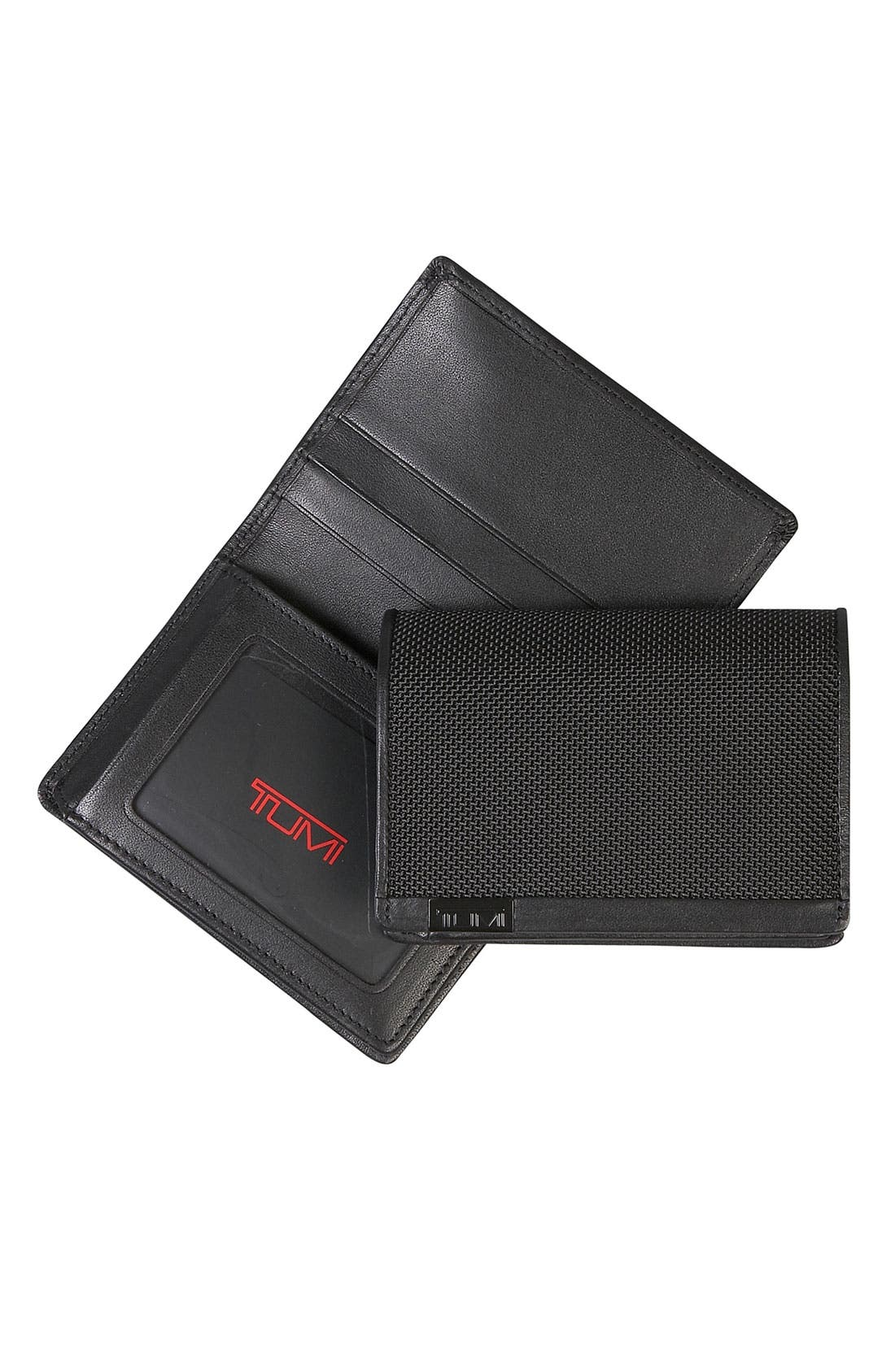 Alternate Image 1 Selected - Tumi 'Alpha' L-Fold ID Wallet