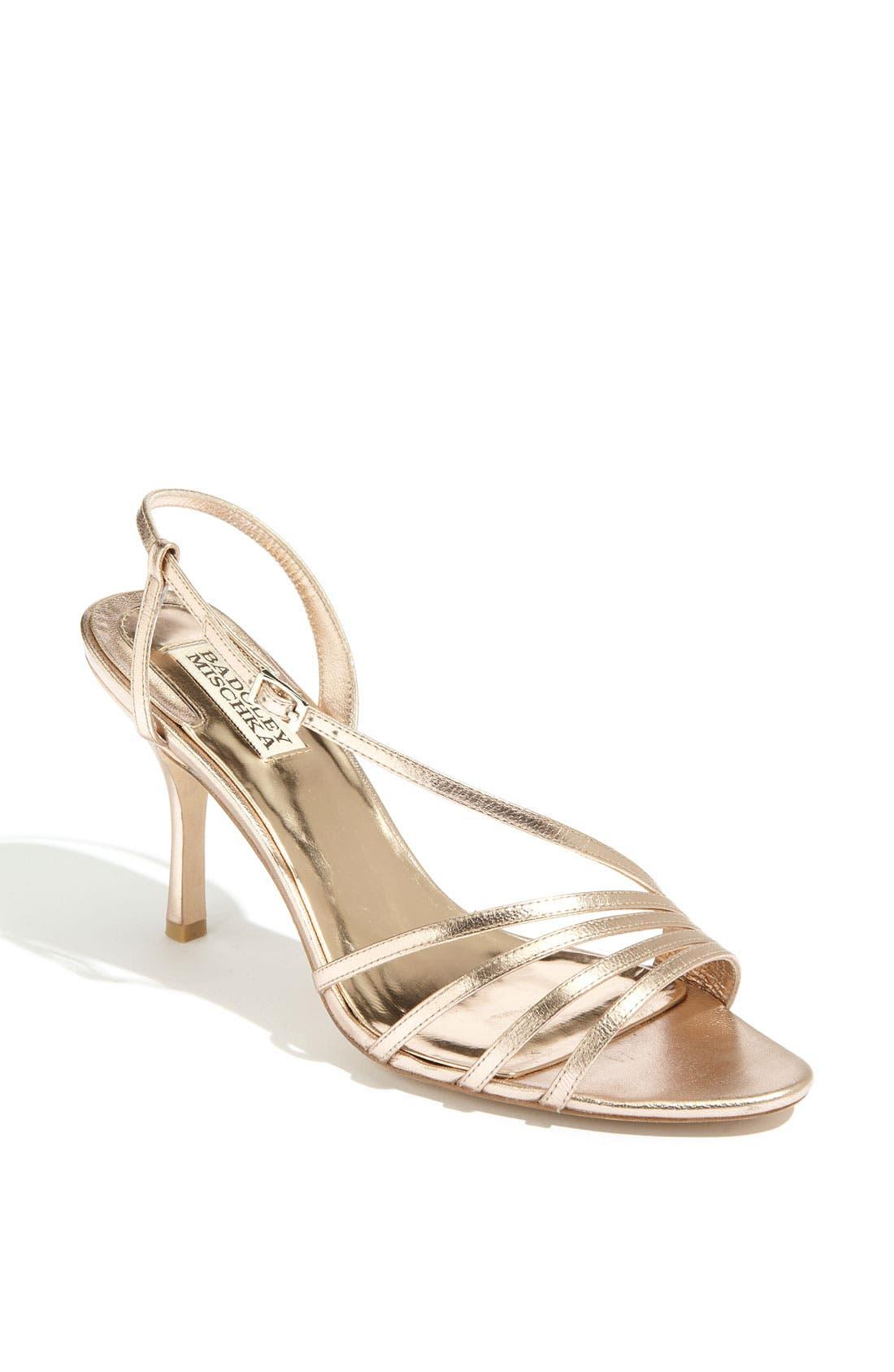 Main Image - Badgley Mischka 'Guinevere' Sandal