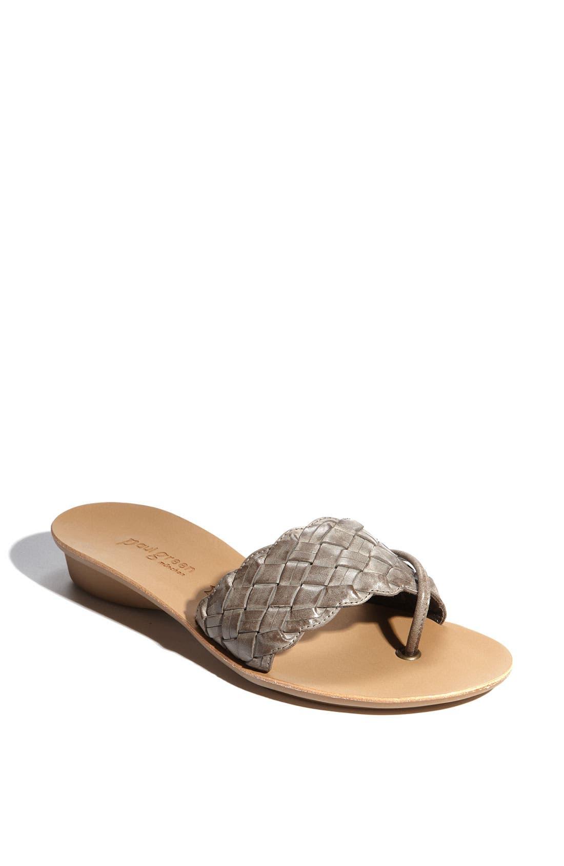 Alternate Image 1 Selected - Paul Green 'Lulu' Sandal