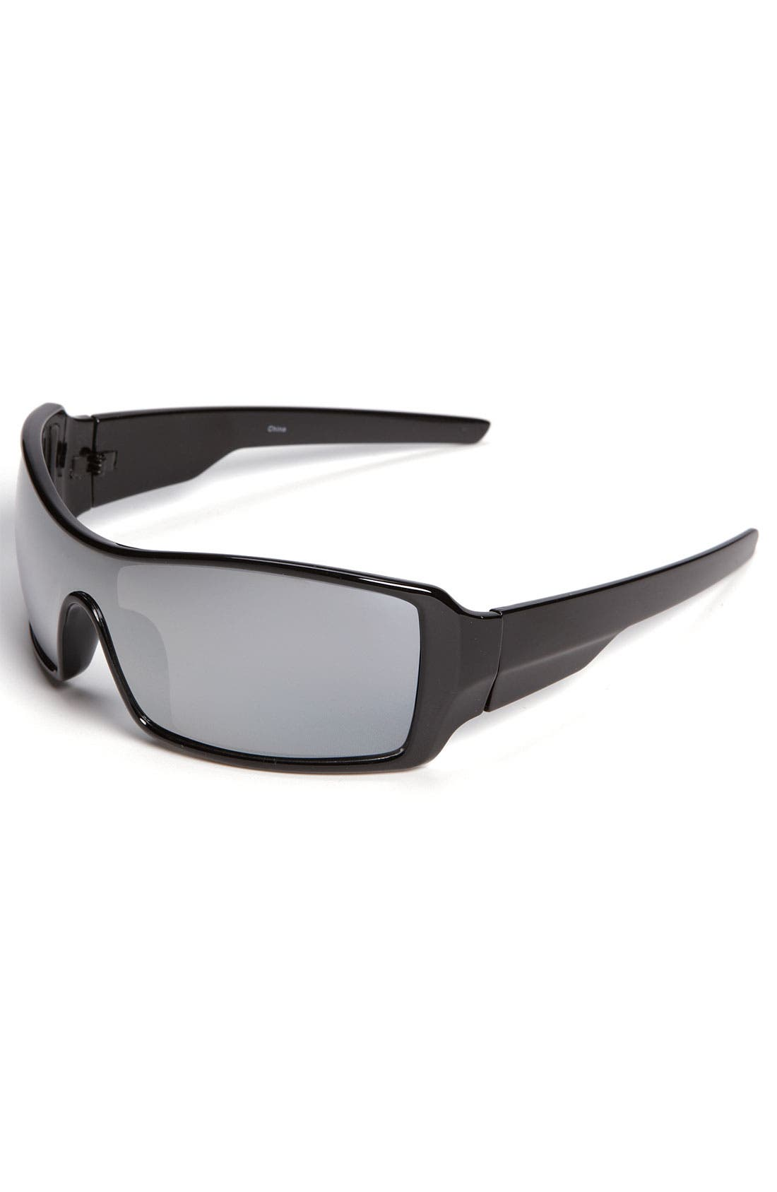 Alternate Image 1 Selected - Icon Eyewear 'Max' Shield Sunglasses (Big Boys)