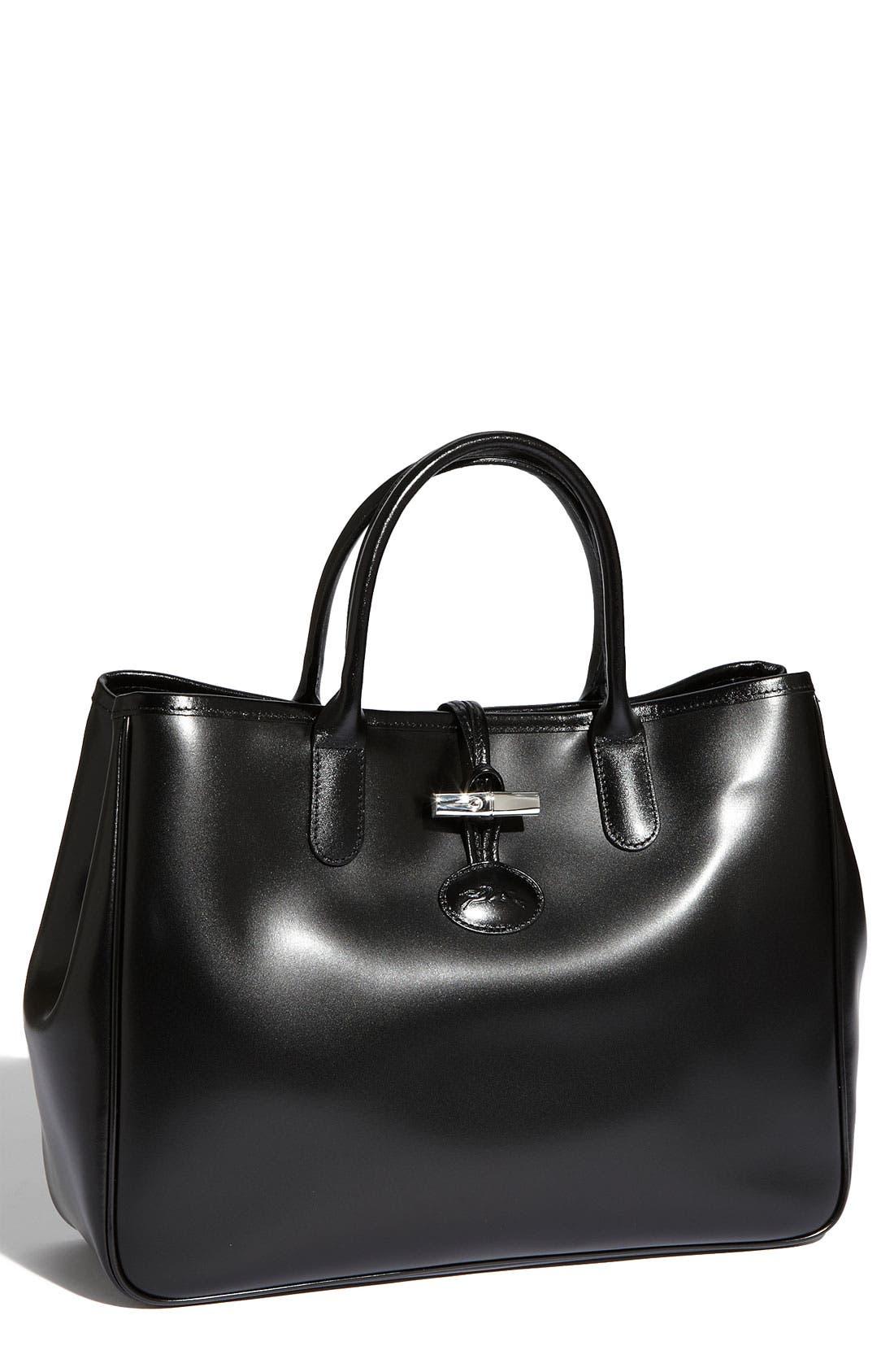 Alternate Image 1 Selected - Longchamp 'Roseau' Tote