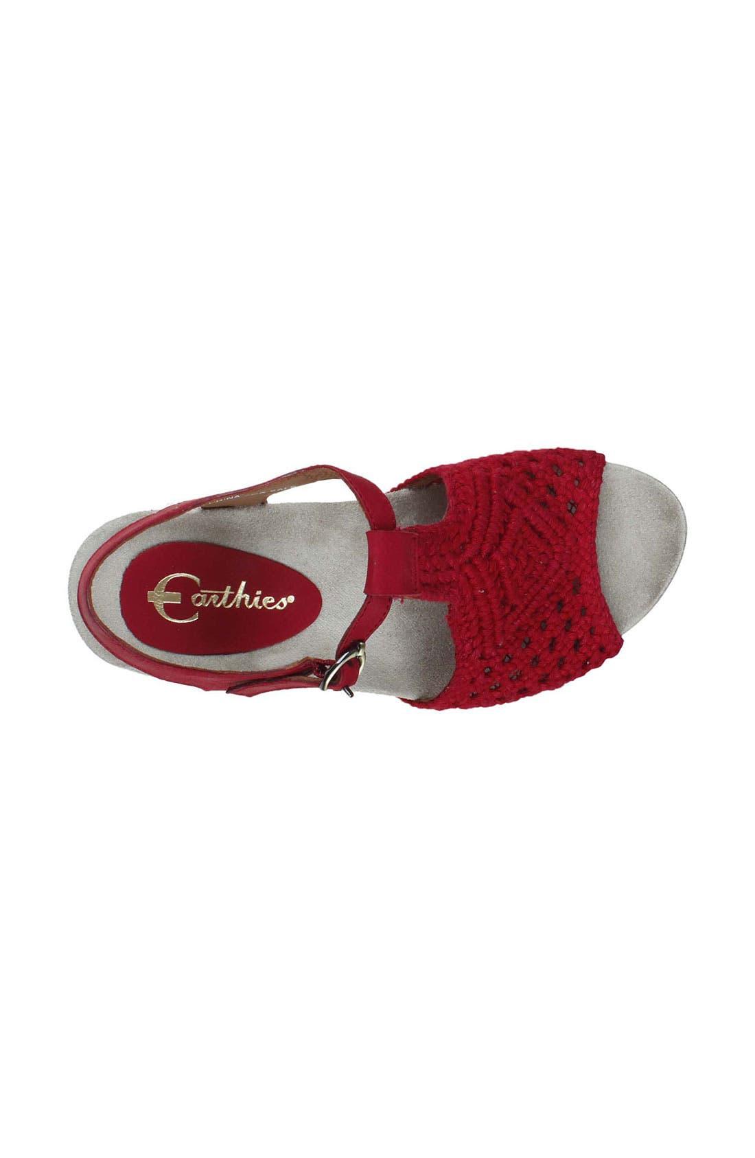 Alternate Image 3  - Earthies® 'Amalfi' Sandal