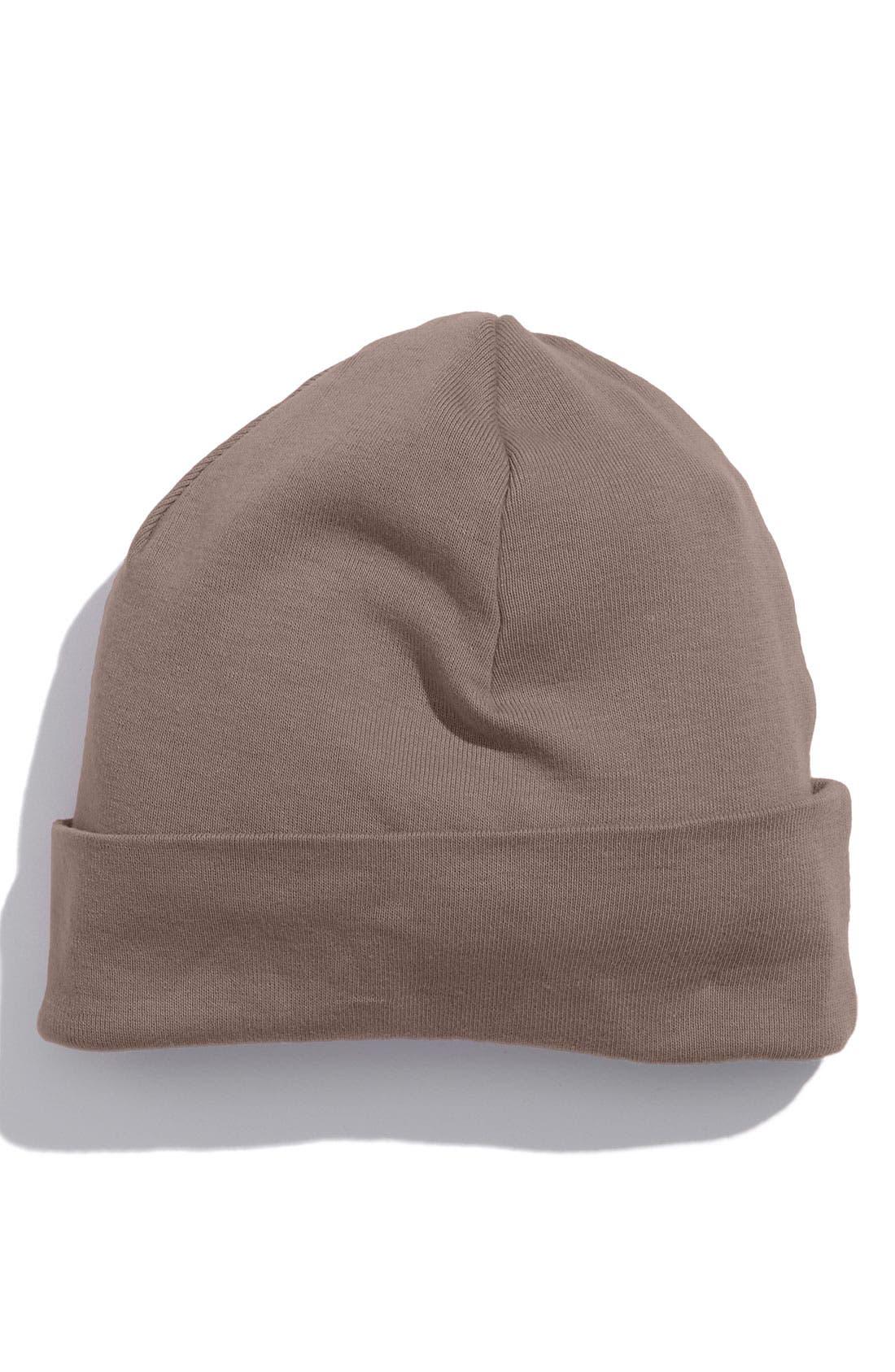 Alternate Image 1 Selected - Peek 'Little Peanut' Hat (Infant)
