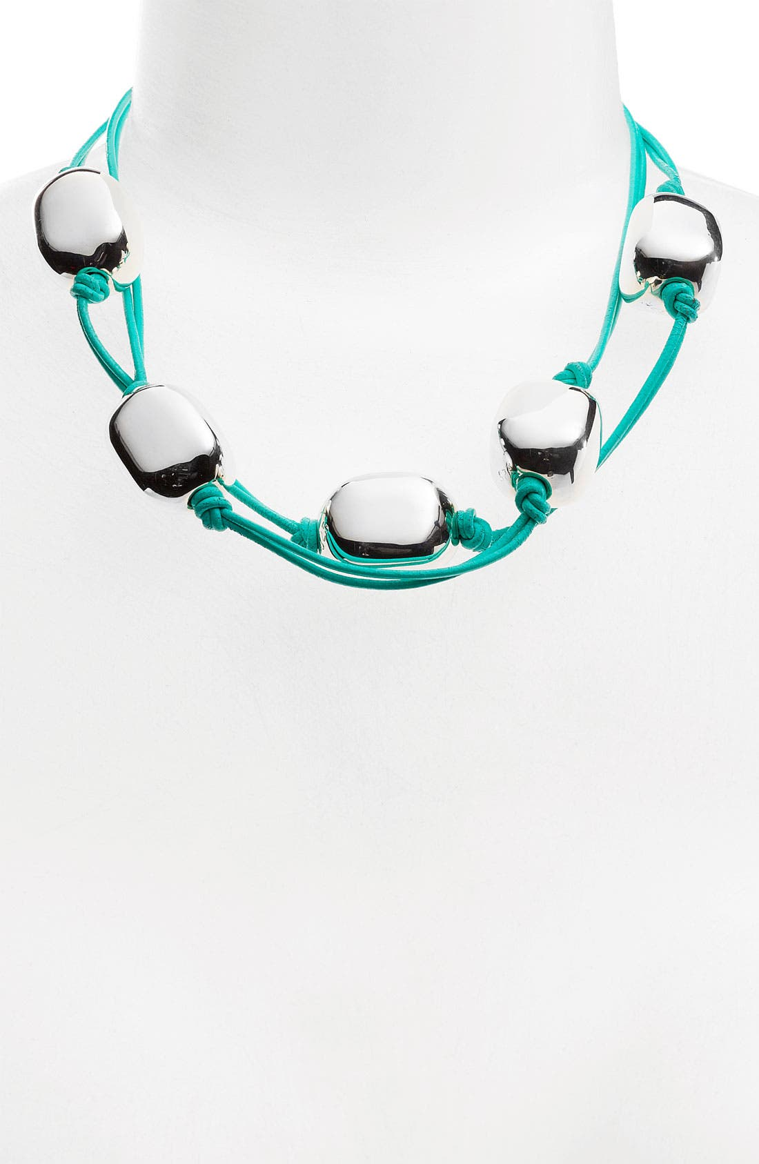 Alternate Image 1 Selected - Simon Sebbag 'Caicos' 5-Bead Necklace