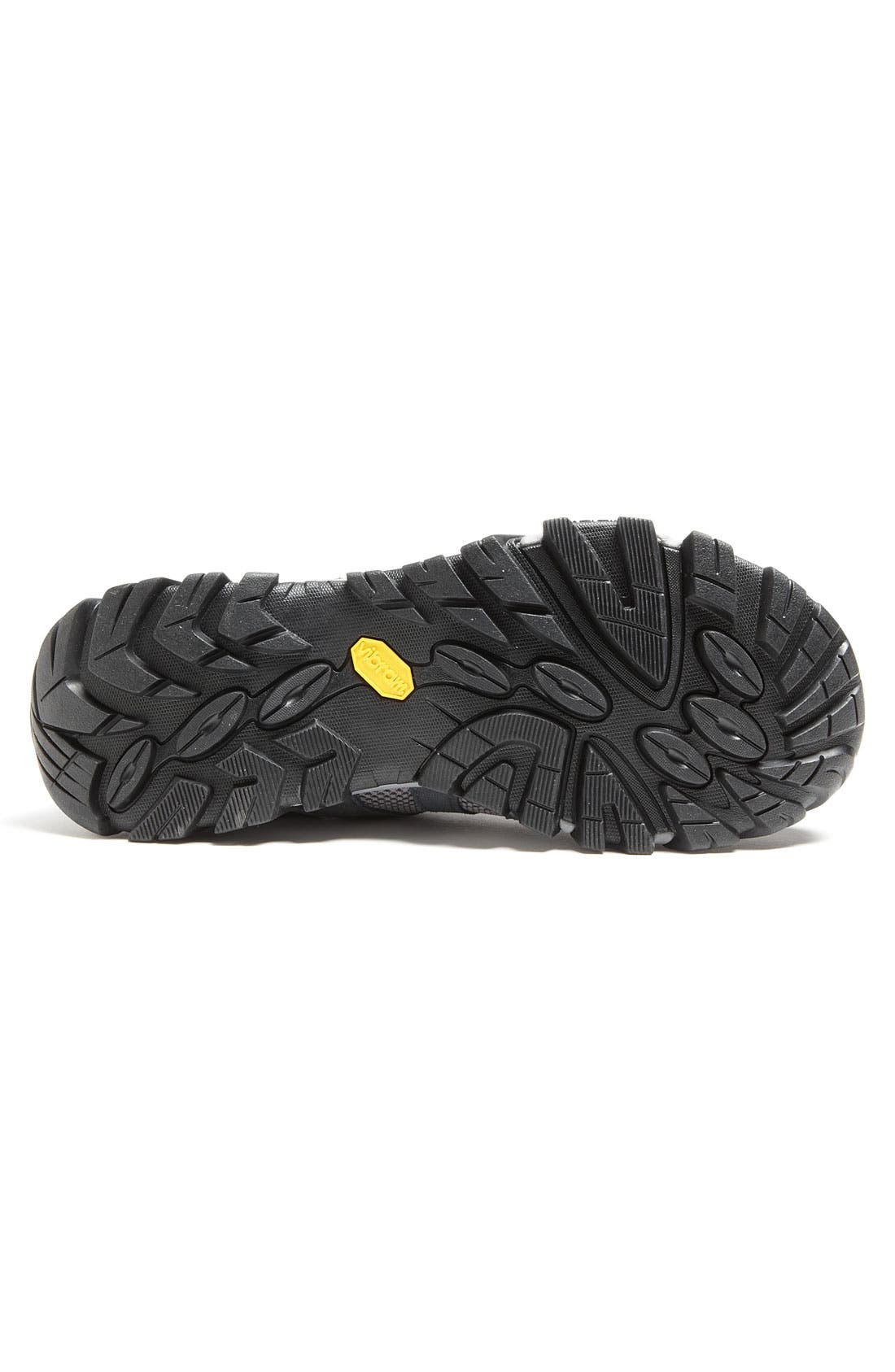 Alternate Image 4  - Merrell 'Geomorph Maze Stretch' Hiking Shoe (Men)