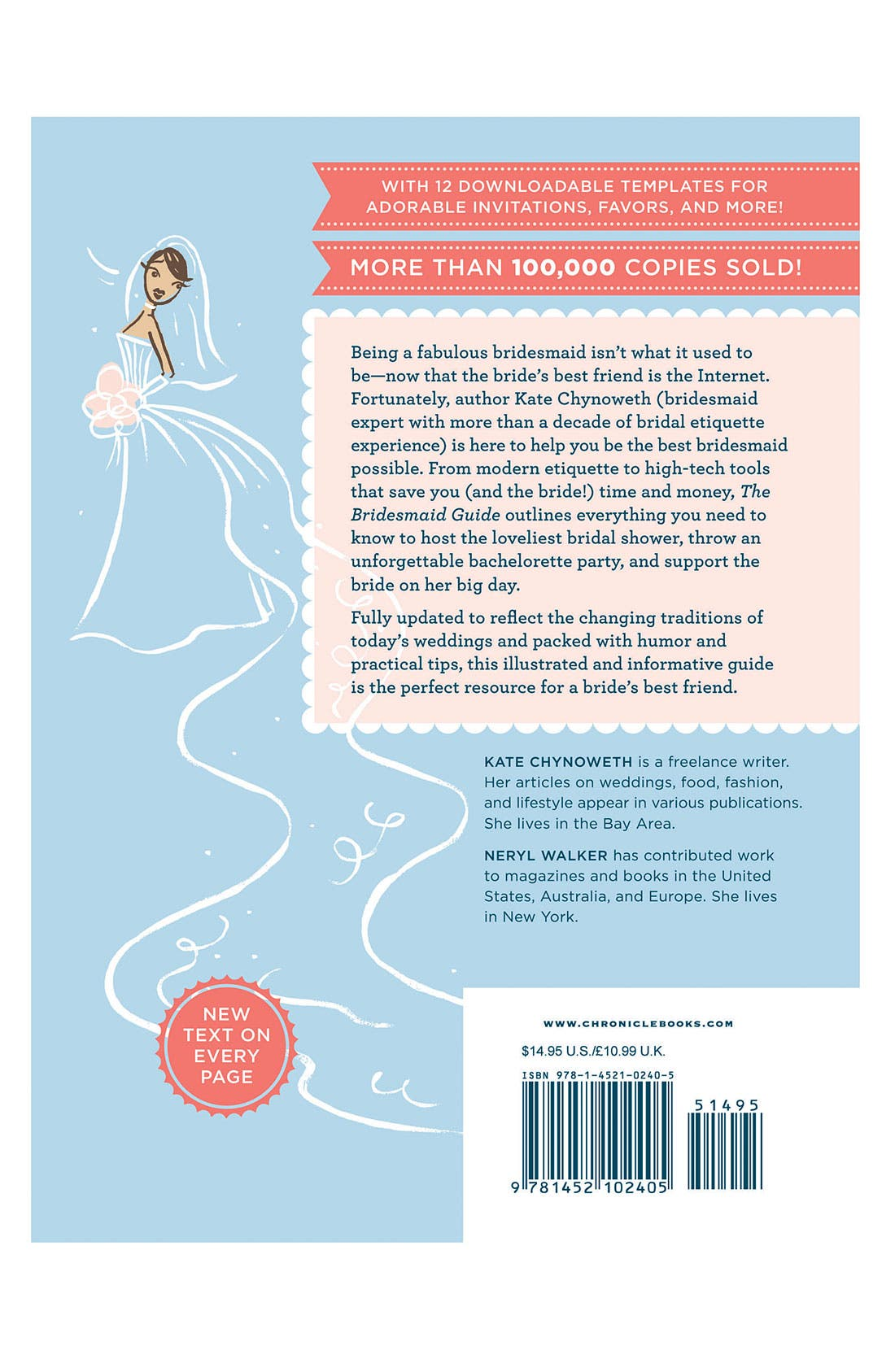 Alternate Image 2  - 'The Bridesmaid Guide' Book