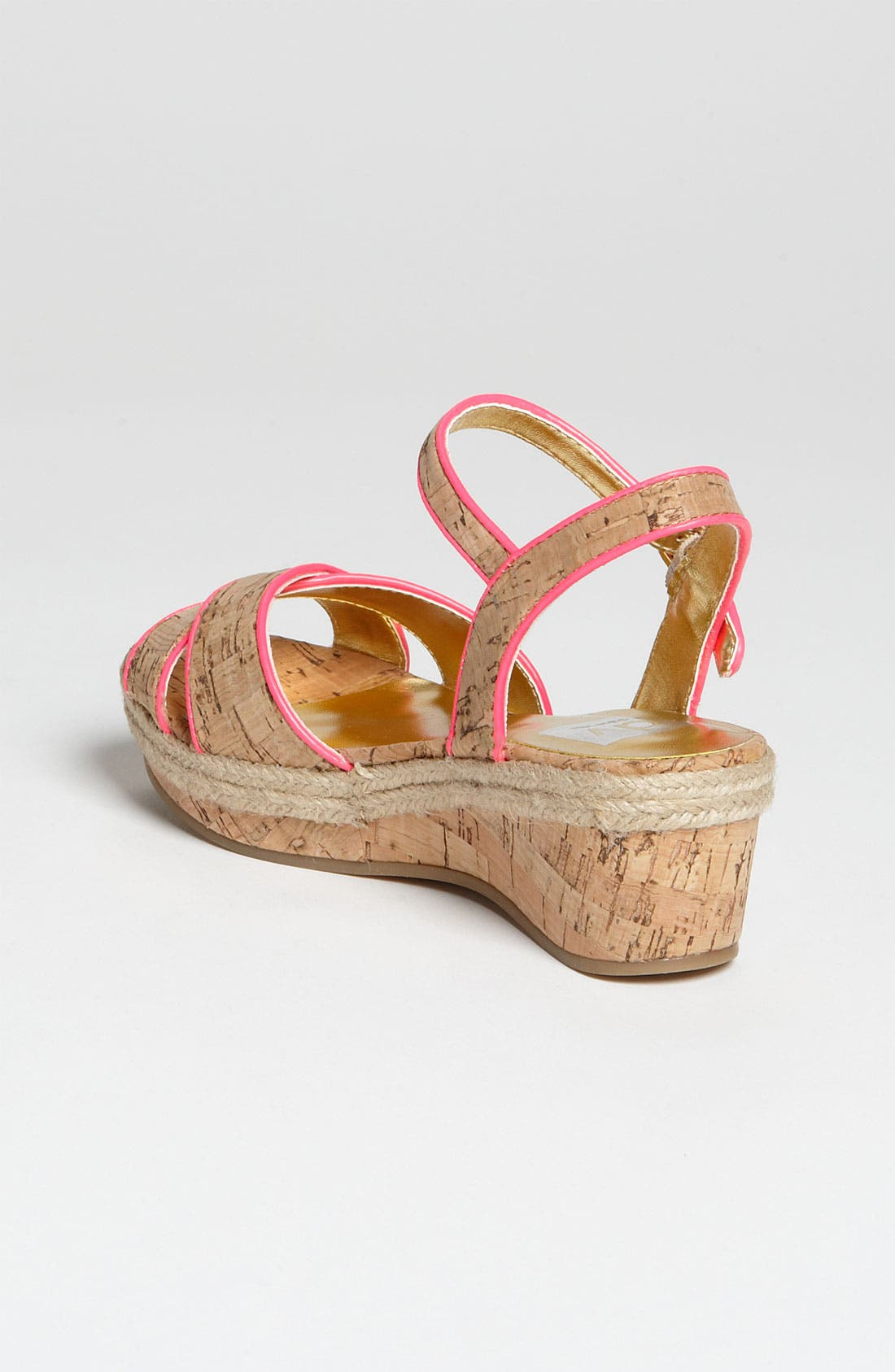 Alternate Image 2  - DV by Dolce Vita 'Callie' Wedge Sandal (Toddler, Little Kid & Big Kid)