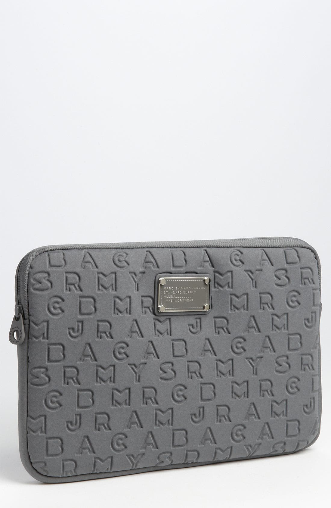 MARC BY MARC JACOBS 'Dreamy' Laptop Sleeve,                         Main,                         color, Shadow