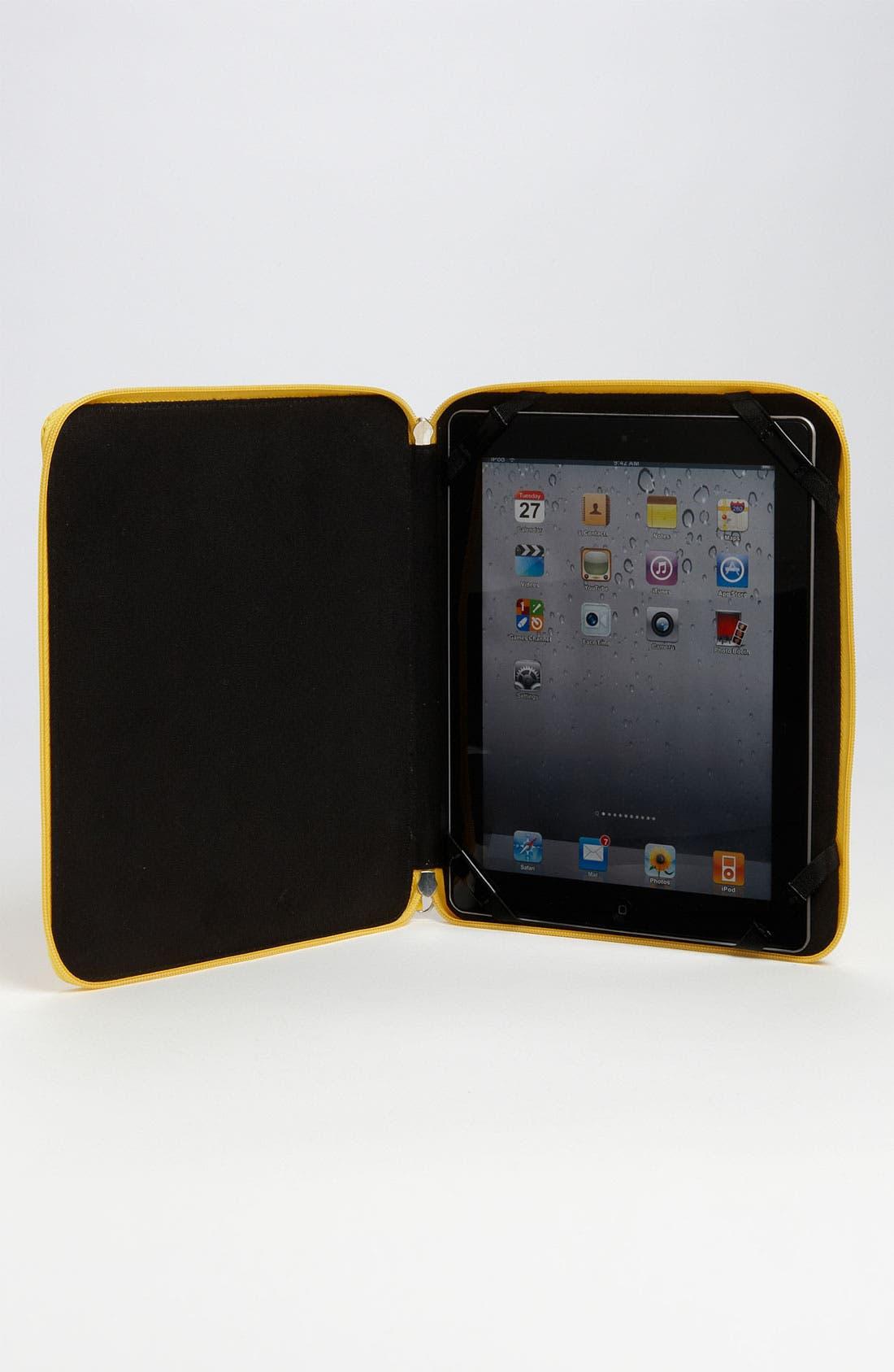 Alternate Image 3  - Trumpette iPad Case (Girls)