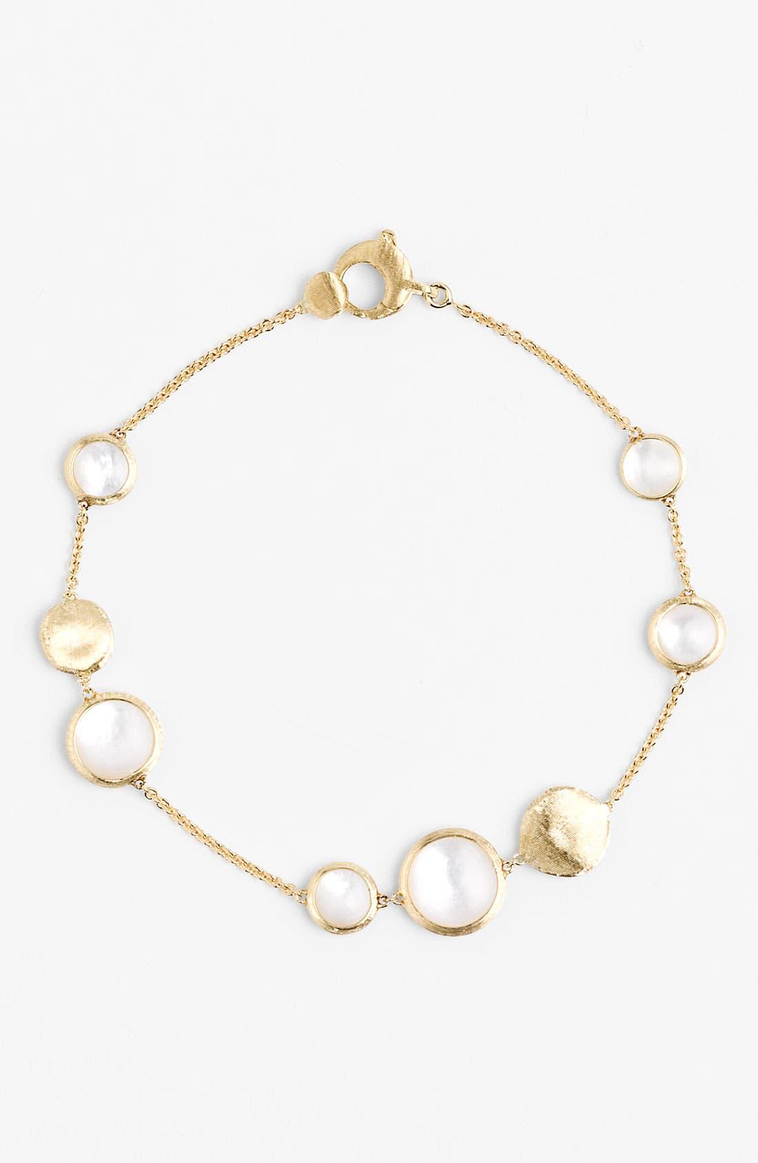 Alternate Image 1 Selected - Marco Bicego 'Jaipur' Station Bracelet
