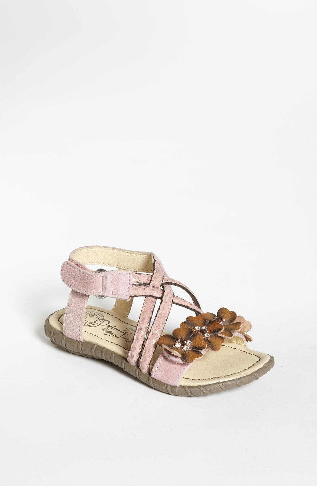 Alternate Image 1 Selected - Primigi 'Genesia' Sandal (Toddler)