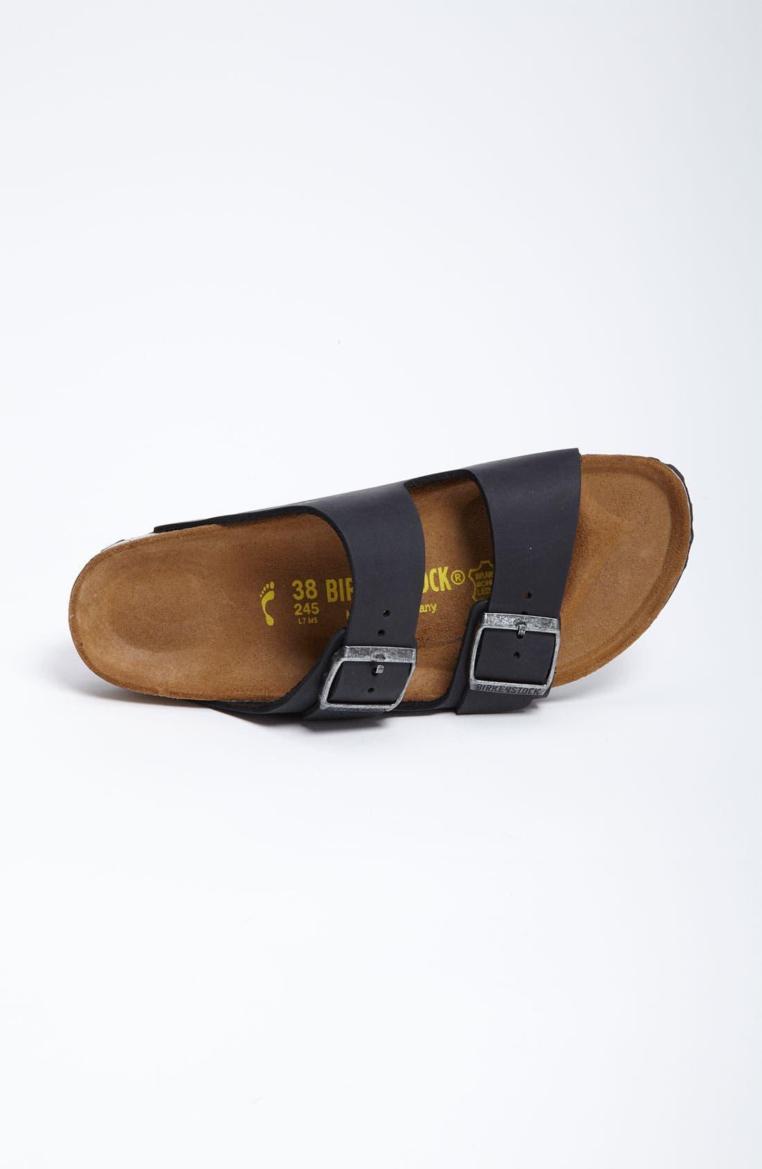 Alternate Image 3  - Birkenstock 'Arizona' Sandal (Women)
