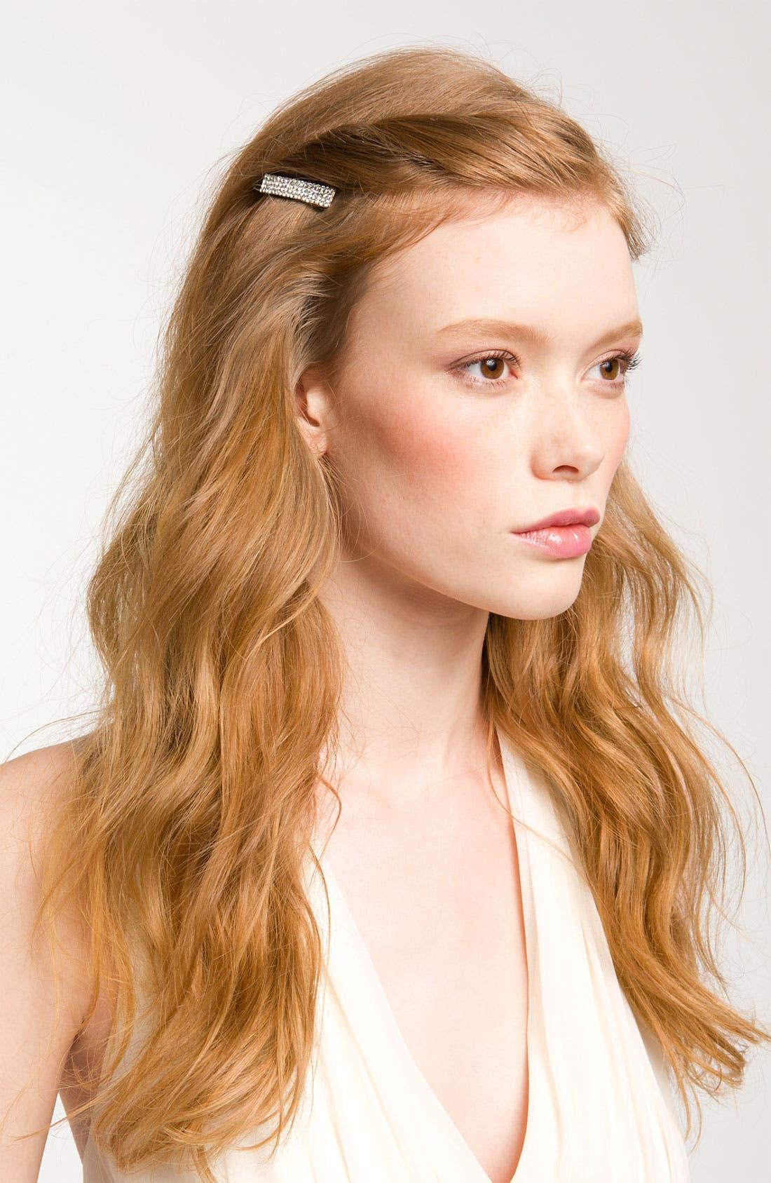 Main Image - Tasha Crystal Hair Clip