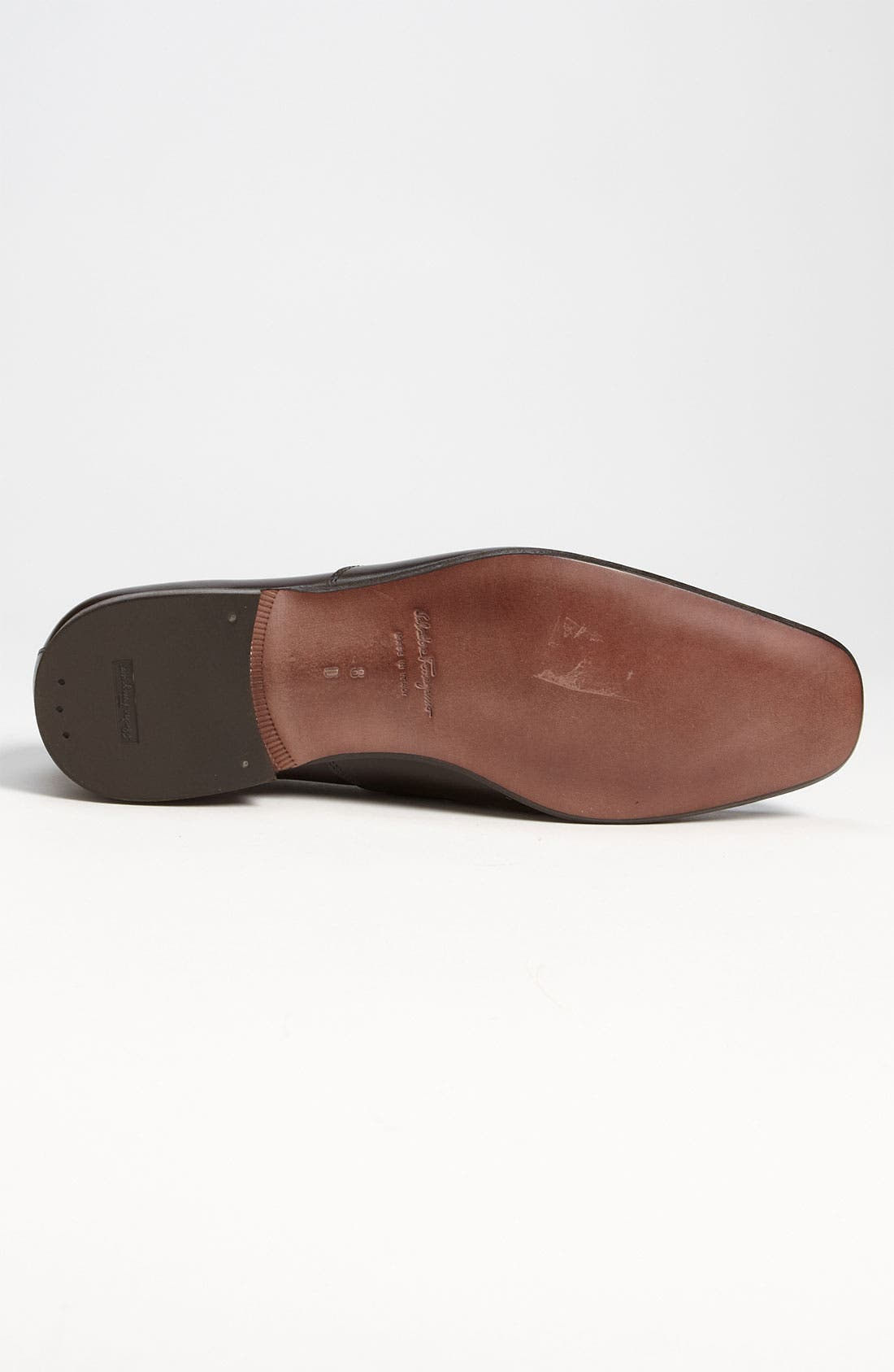 Alternate Image 4  - Salvatore Ferragamo 'Bramante' Loafer