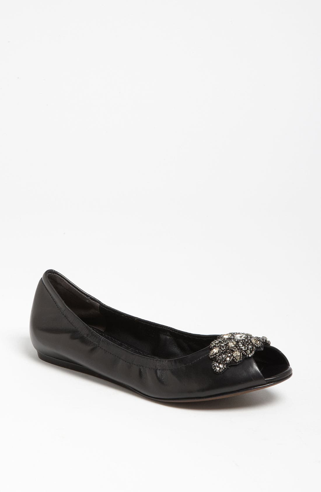 Main Image - Vera Wang Footwear 'Lanelle' Hidden Wedge Flat (Nordstrom Exclusive)
