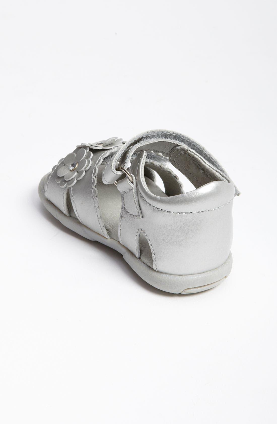Alternate Image 2  - Jumping Jacks 'Whisper' Sandal (Baby, Walker & Toddler)