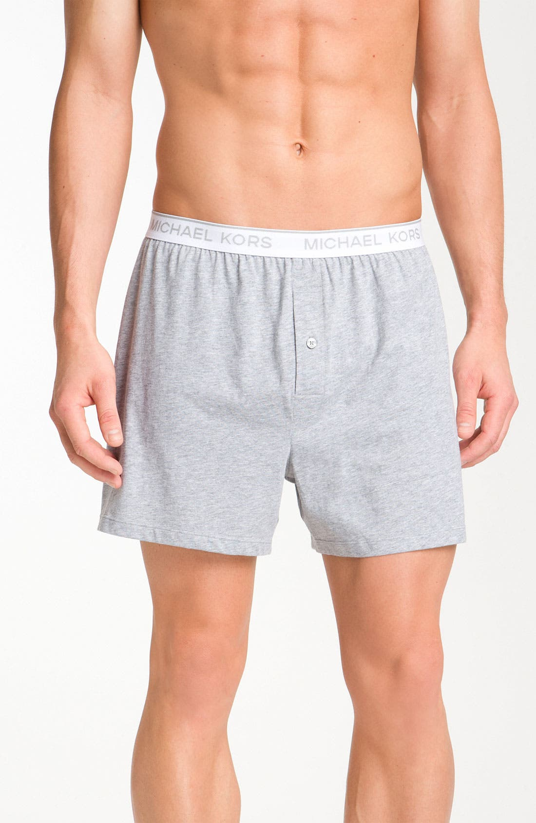 Alternate Image 2  - Michael Kors Knit Boxers (2-Pack)