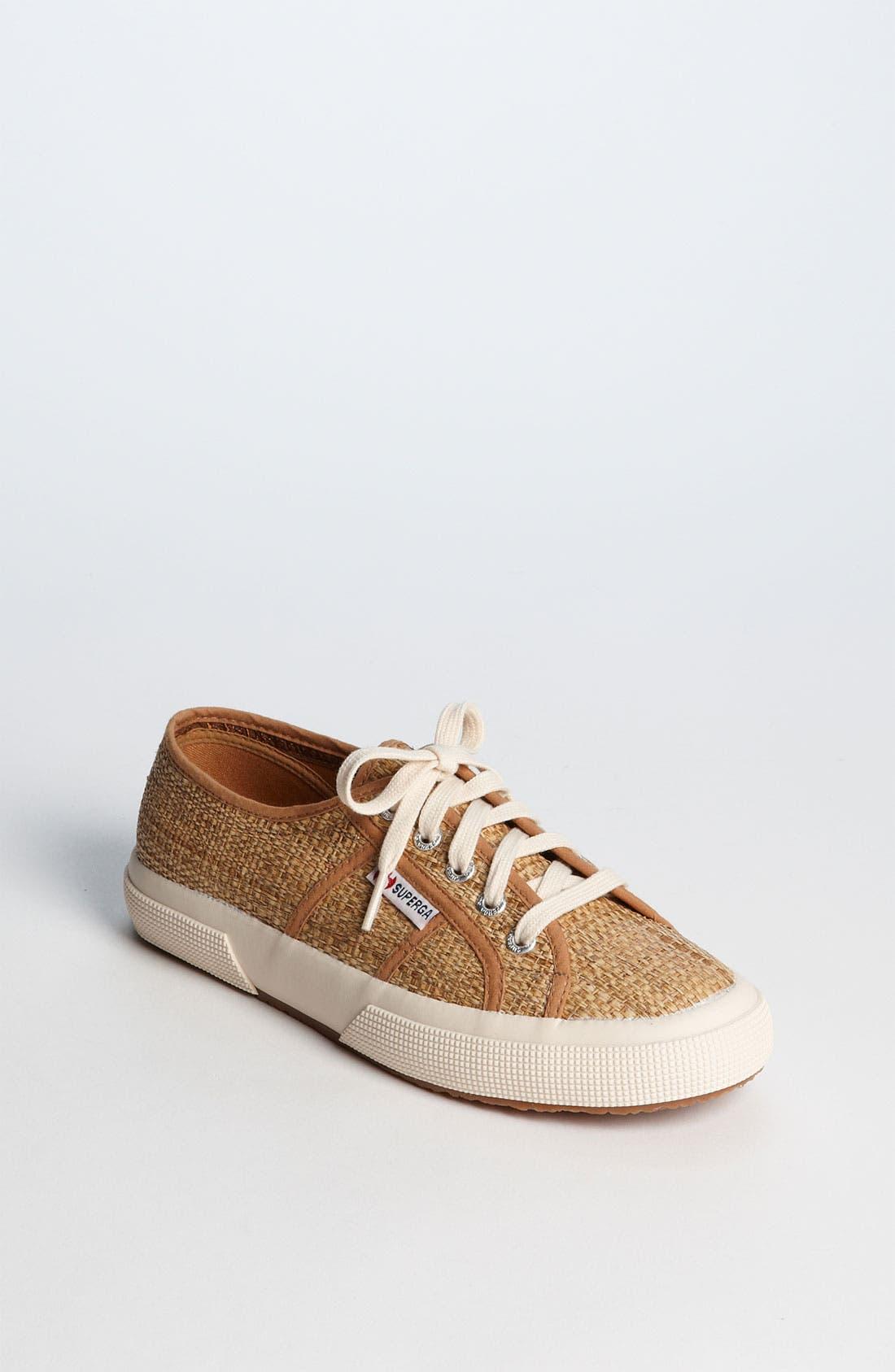 Main Image - Superga 'Raffia' Sneaker