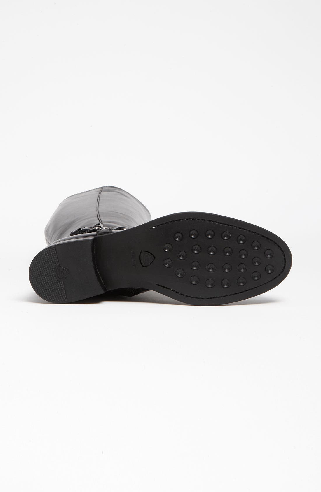 Attilio Giusti Leombruni 'Harness' Boot,                             Alternate thumbnail 4, color,                             Black