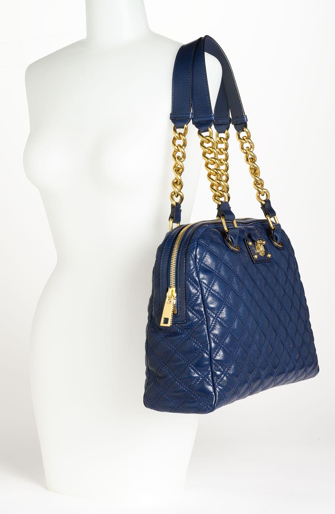 Alternate Image 2  - MARC JACOBS 'Karlie' Leather Shoulder Bag