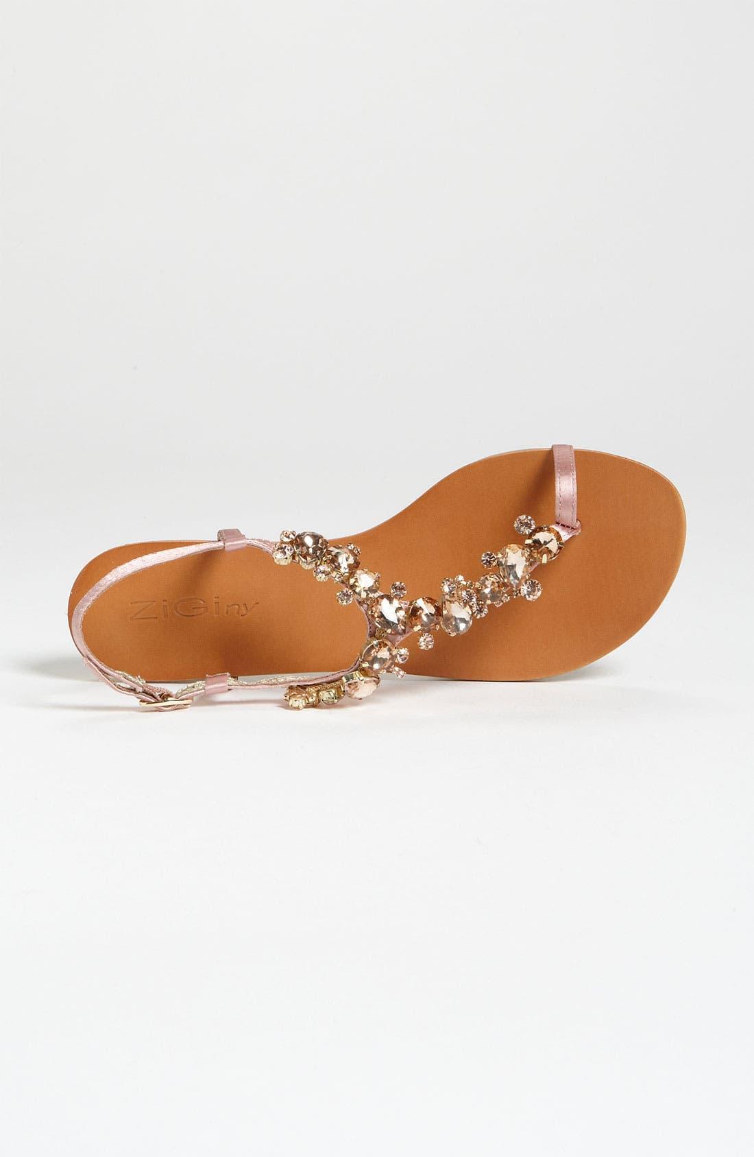 Alternate Image 3  - ZiGi girl 'Lauralee' Sandal