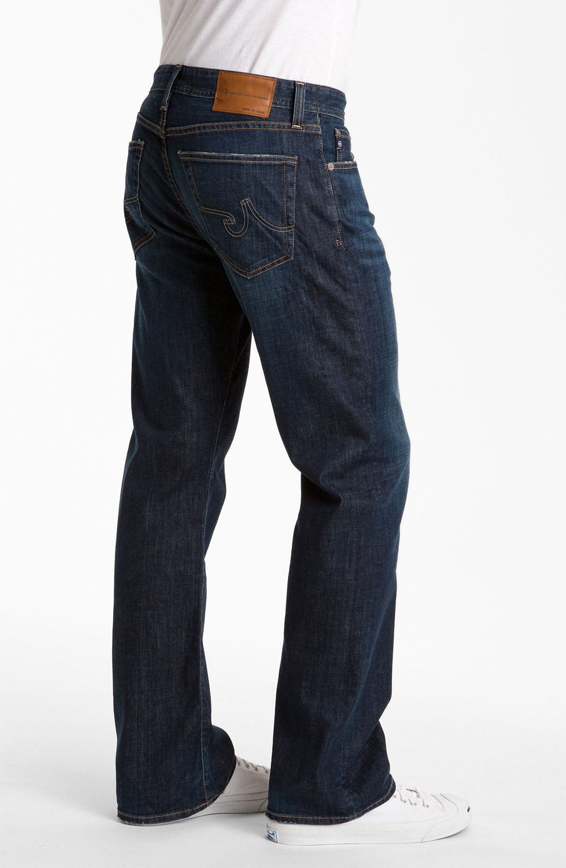 Alternate Image 3  - AG Jeans 'Hero' Relaxed Fit Jeans (Kearney)