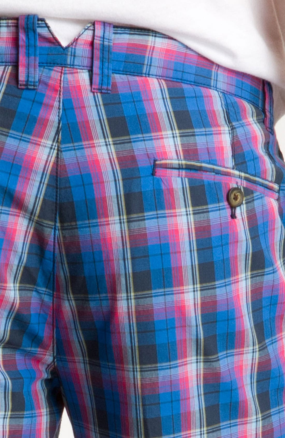 Alternate Image 3  - Original Penguin 'Berson' Plaid Shorts