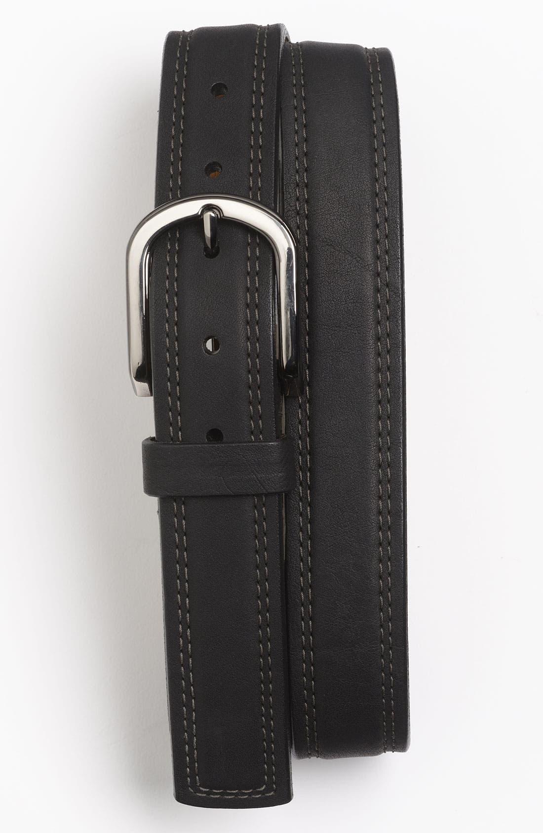 Alternate Image 1 Selected - Remo Tulliani 'San Vittorio' Leather Belt