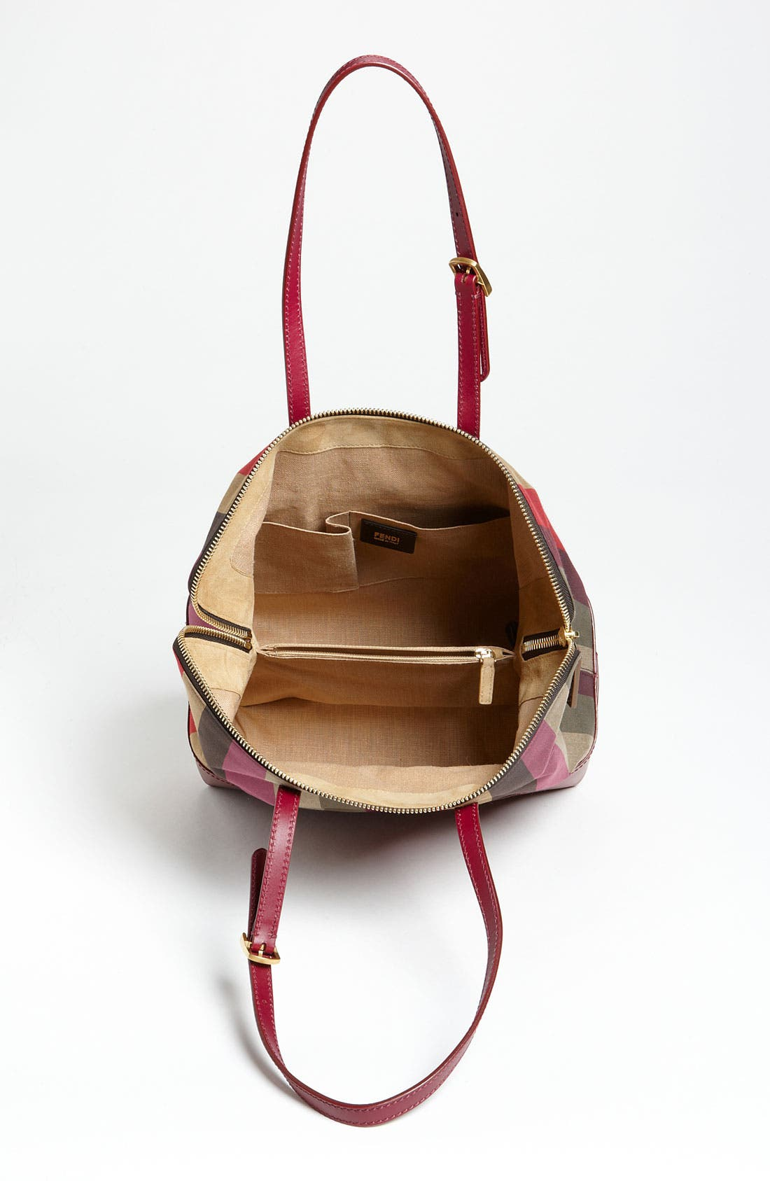 Alternate Image 3  - Fendi 'Pequin 2-Way' Shopper