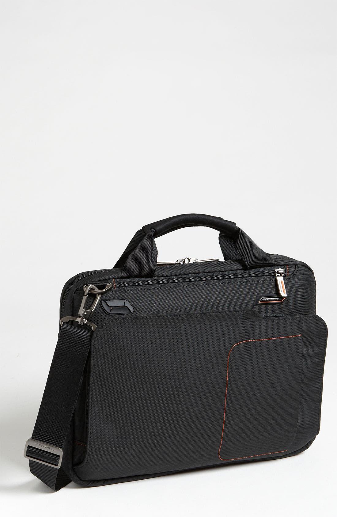 Alternate Image 1 Selected - Briggs & Riley 'Verb - Speedy Mini' Water Resistant Briefcase