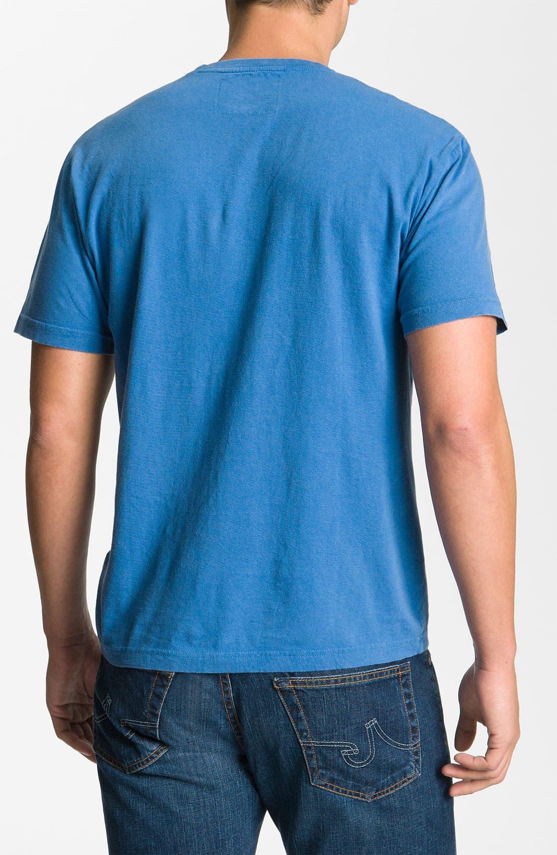 Alternate Image 2  - Red Jacket 'Yokohama Taiyo Whales' Regular Fit Crewneck T-Shirt