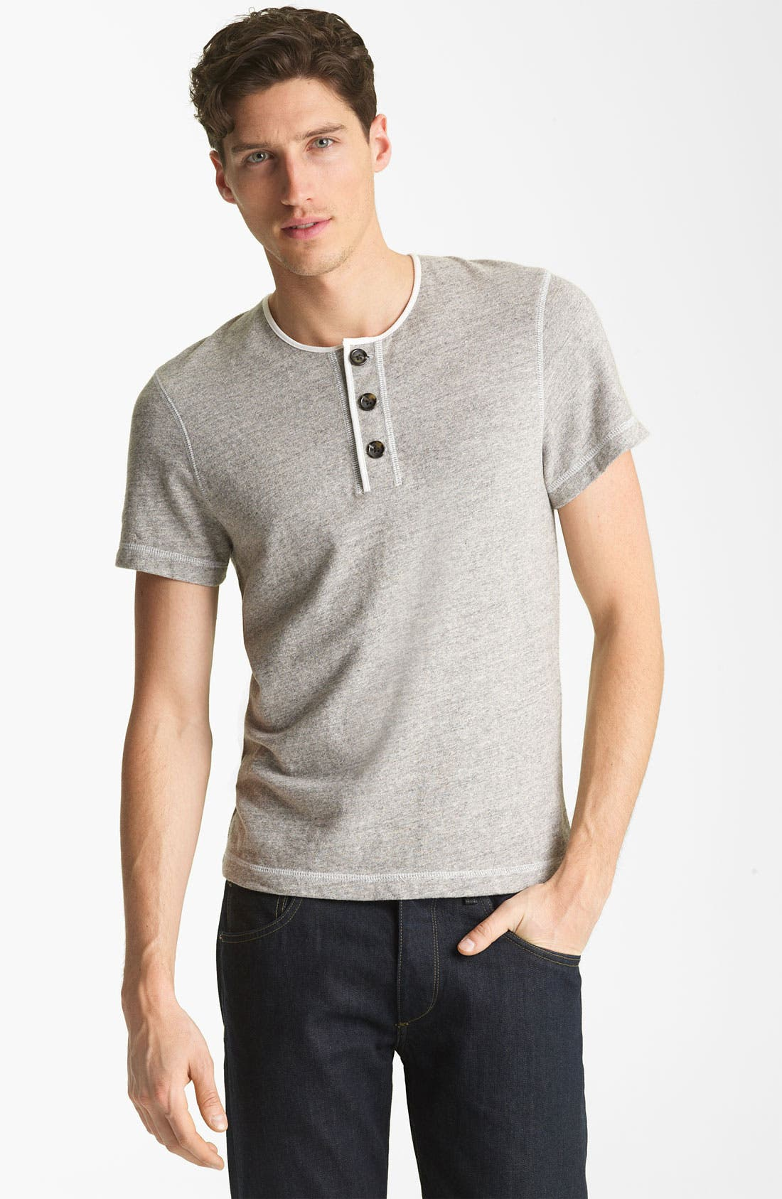 Alternate Image 1 Selected - Shipley & Halmos 'Barnes' Henley