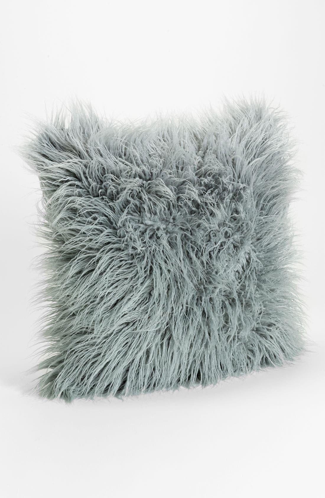 Alternate Image 1 Selected - Nordstrom at Home 'Flokati' Decorative Pillow