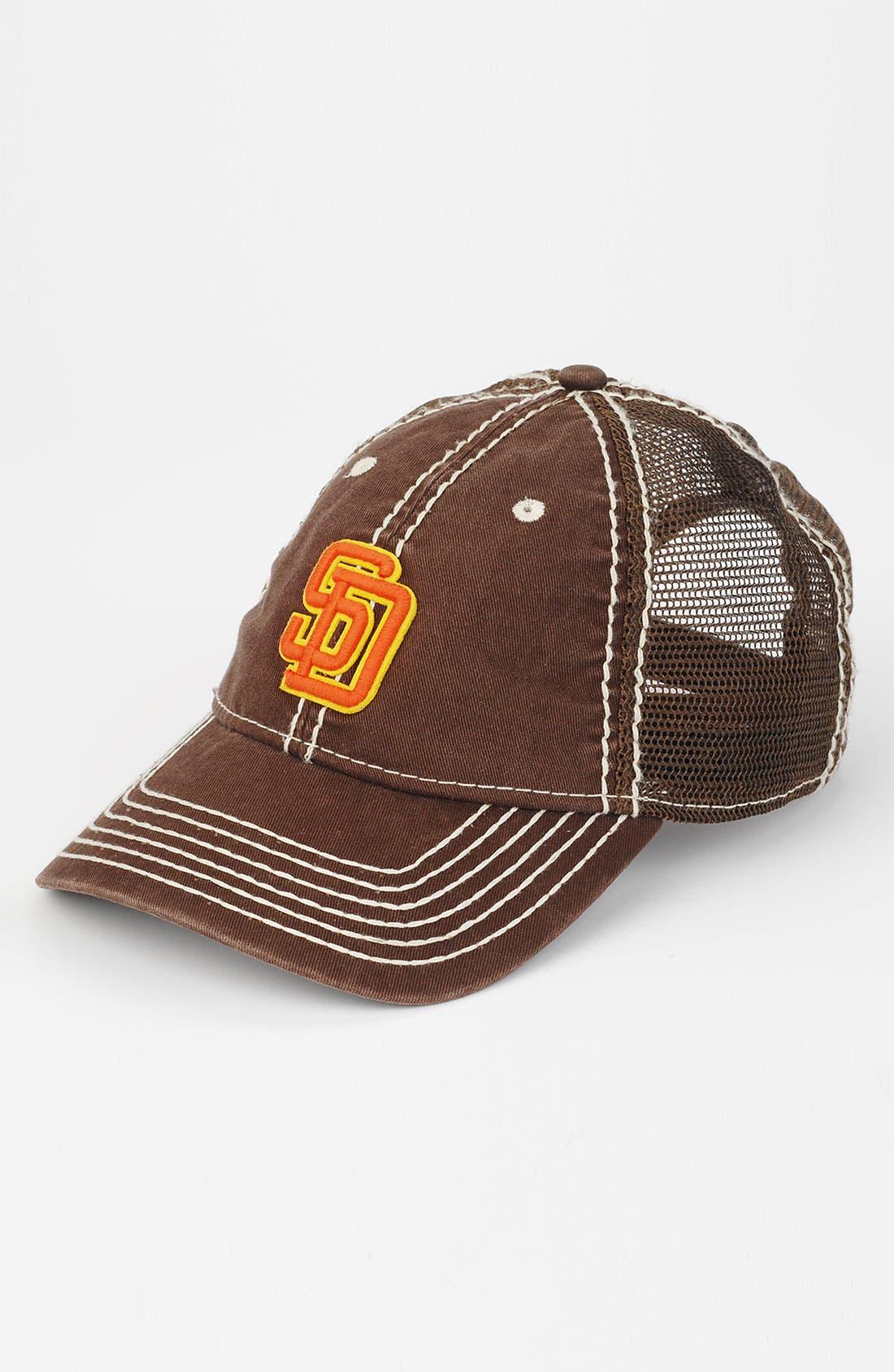 Alternate Image 1 Selected - American Needle 'Padres' Mesh Back Baseball Cap