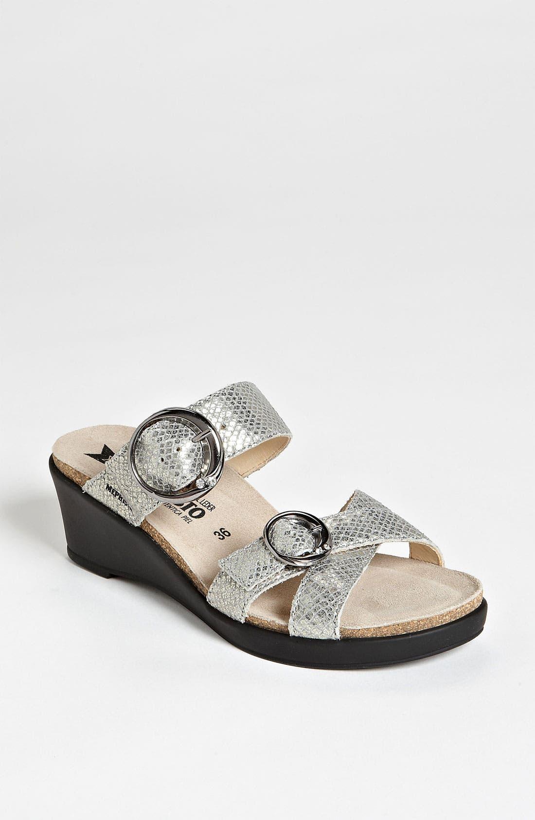 Alternate Image 1 Selected - Mephisto 'Nuta' Sandal