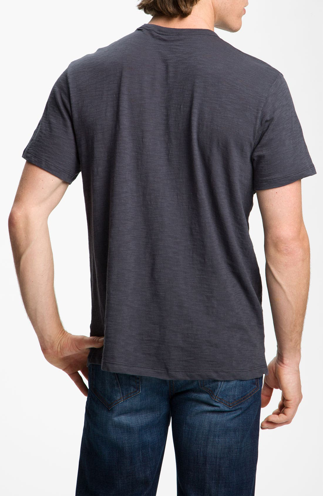 Alternate Image 2  - '47 'Lakers' Regular Fit Slubbed T-Shirt