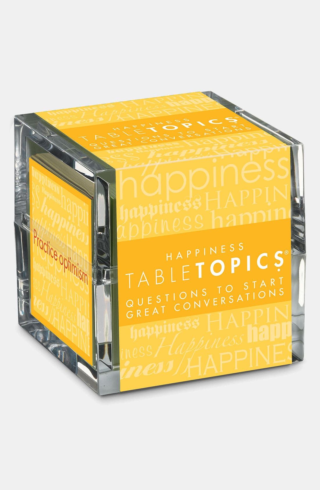 Alternate Image 1 Selected - TableTopics 'Happiness Edition' Conversation Cards