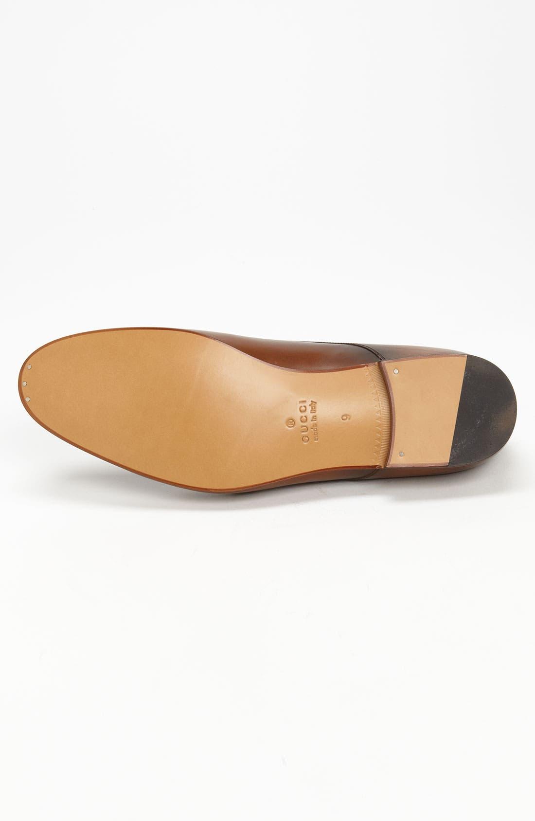 Alternate Image 4  - Gucci 'Bonnard' Monk Strap Shoe
